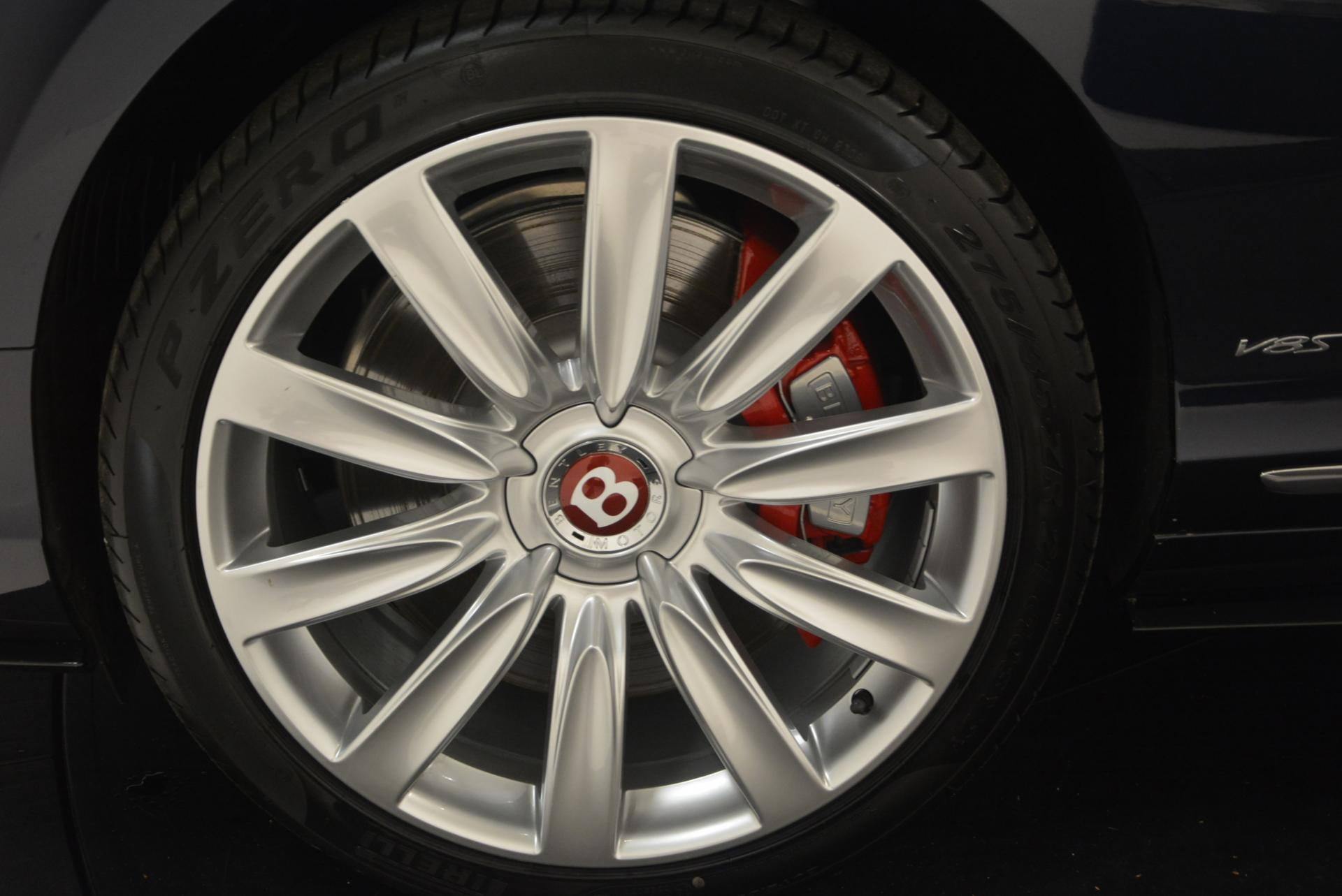 Used 2016 Bentley Continental GT V8 S Convertible  For Sale In Greenwich, CT. Alfa Romeo of Greenwich, B1157 15_p28