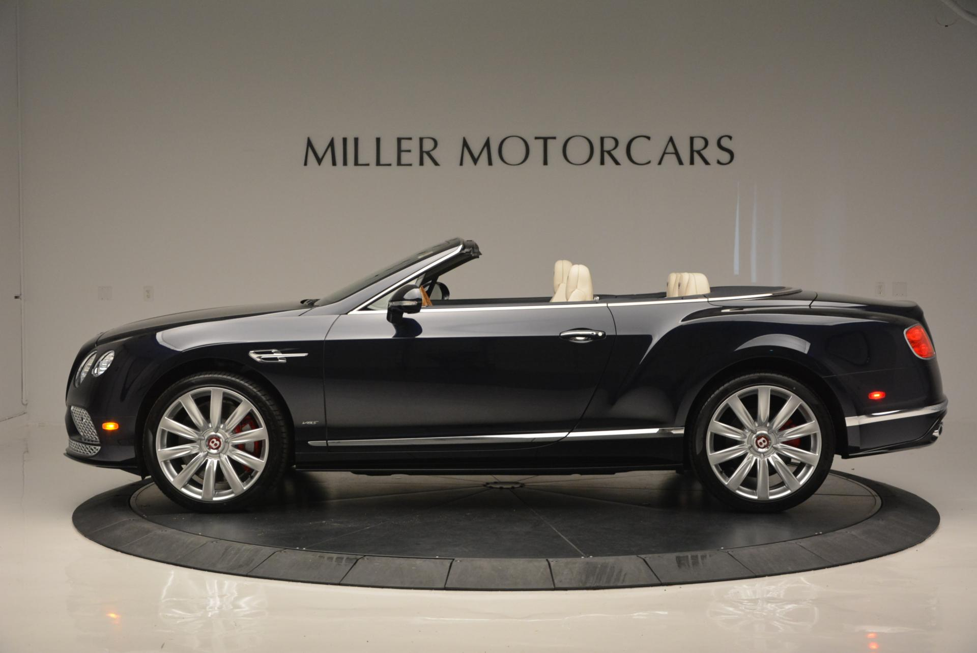 Used 2016 Bentley Continental GT V8 S Convertible  For Sale In Greenwich, CT. Alfa Romeo of Greenwich, B1157 15_p3