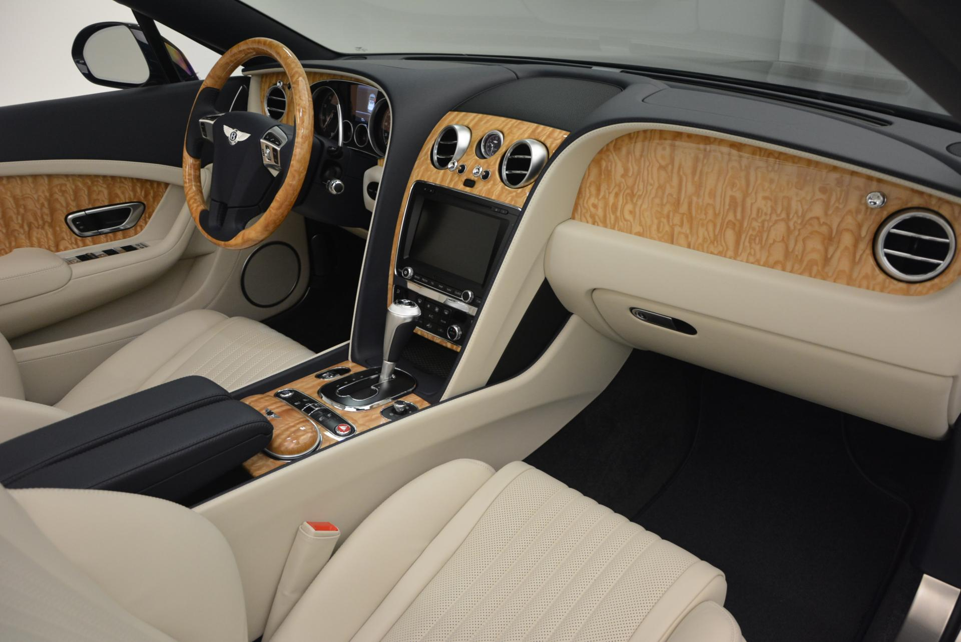Used 2016 Bentley Continental GT V8 S Convertible  For Sale In Greenwich, CT. Alfa Romeo of Greenwich, B1157 15_p47