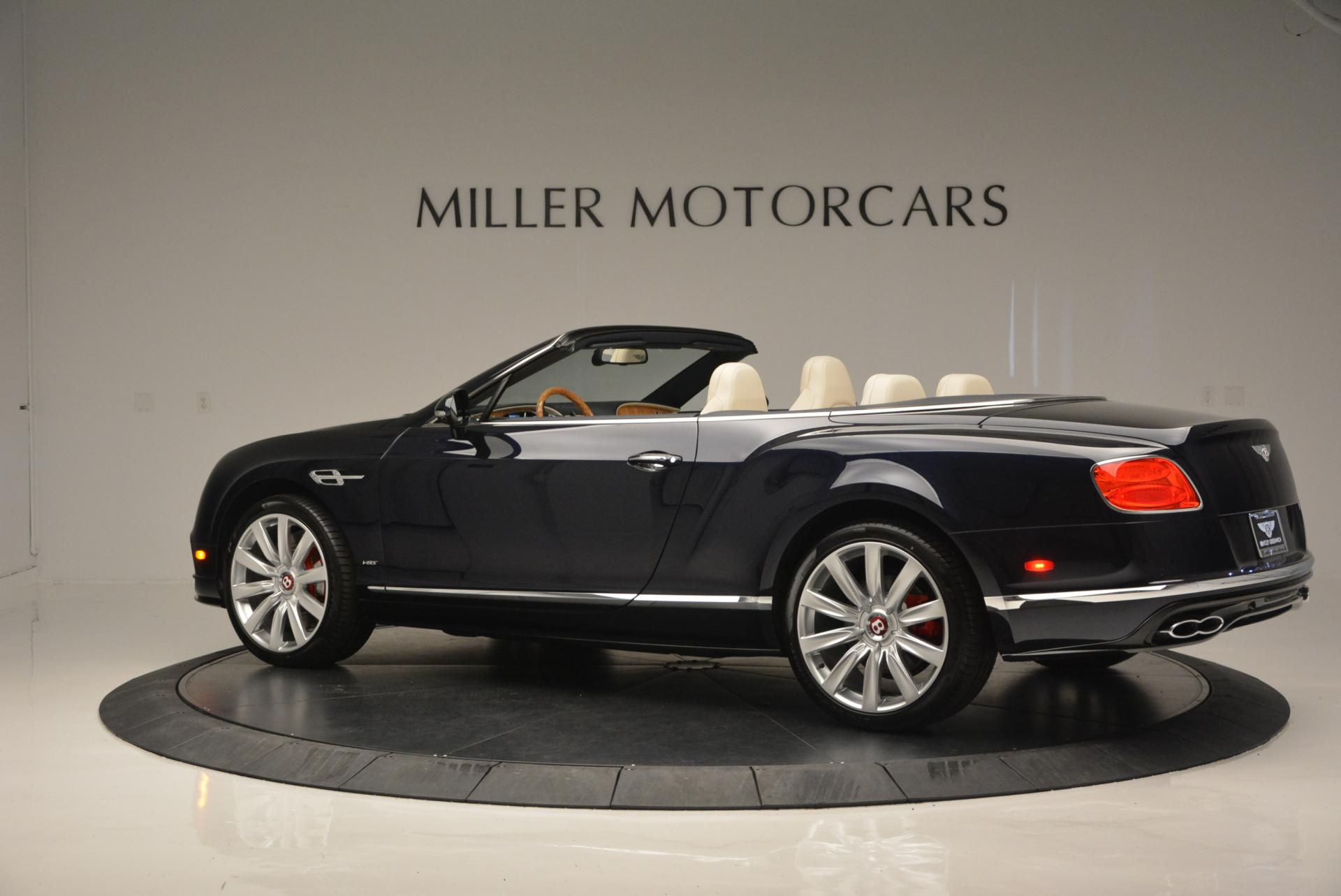 Used 2016 Bentley Continental GT V8 S Convertible  For Sale In Greenwich, CT. Alfa Romeo of Greenwich, B1157 15_p4