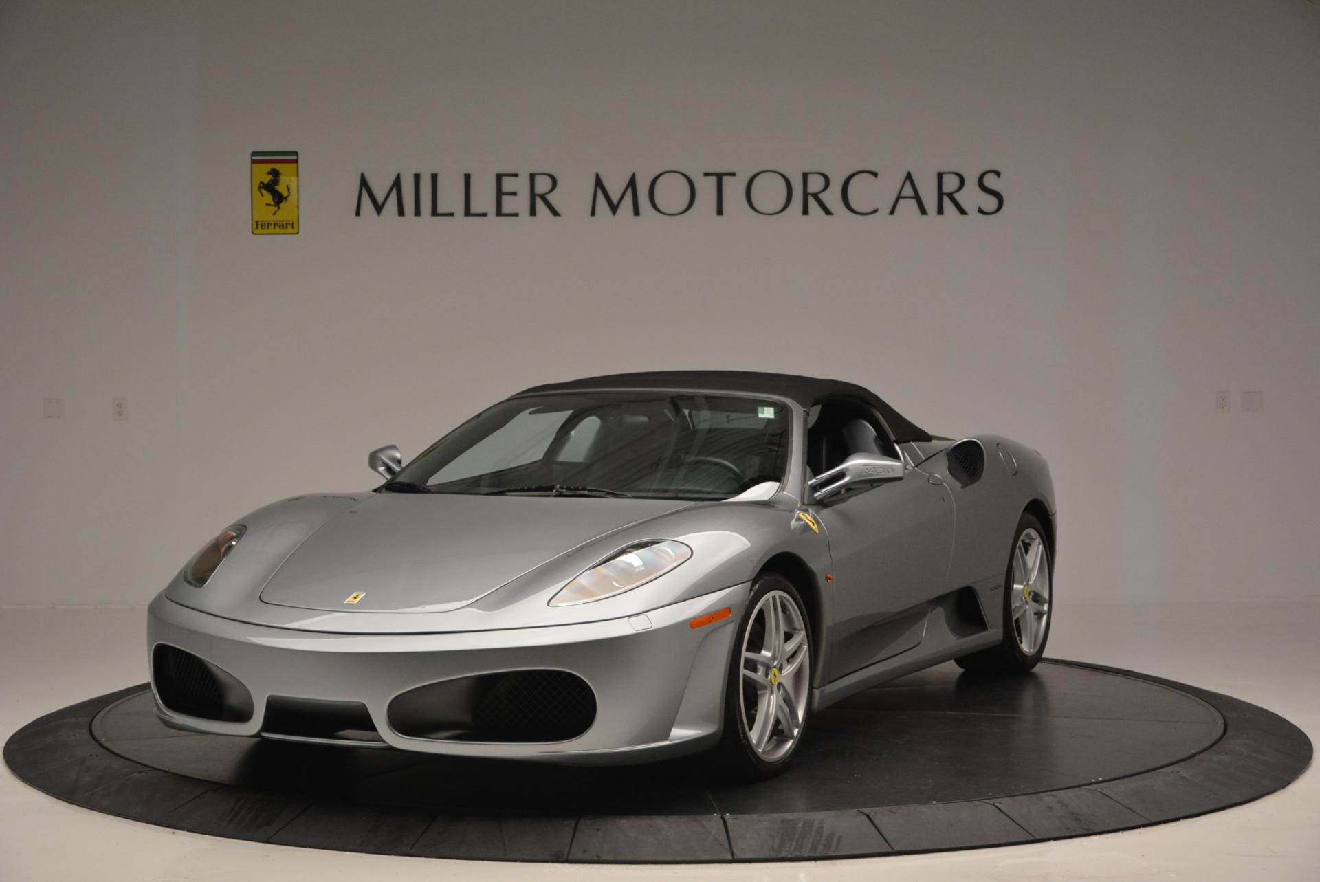 Used 2005 Ferrari F430 Spider For Sale In Greenwich, CT. Alfa Romeo of Greenwich, 4319 150_p13