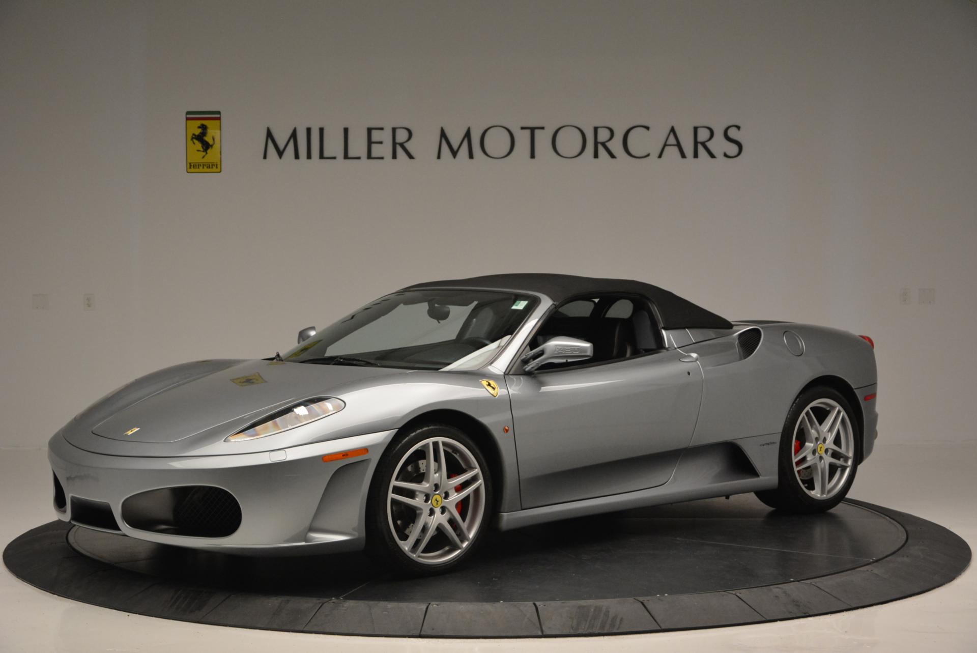 Used 2005 Ferrari F430 Spider For Sale In Greenwich, CT. Alfa Romeo of Greenwich, 4319 150_p14