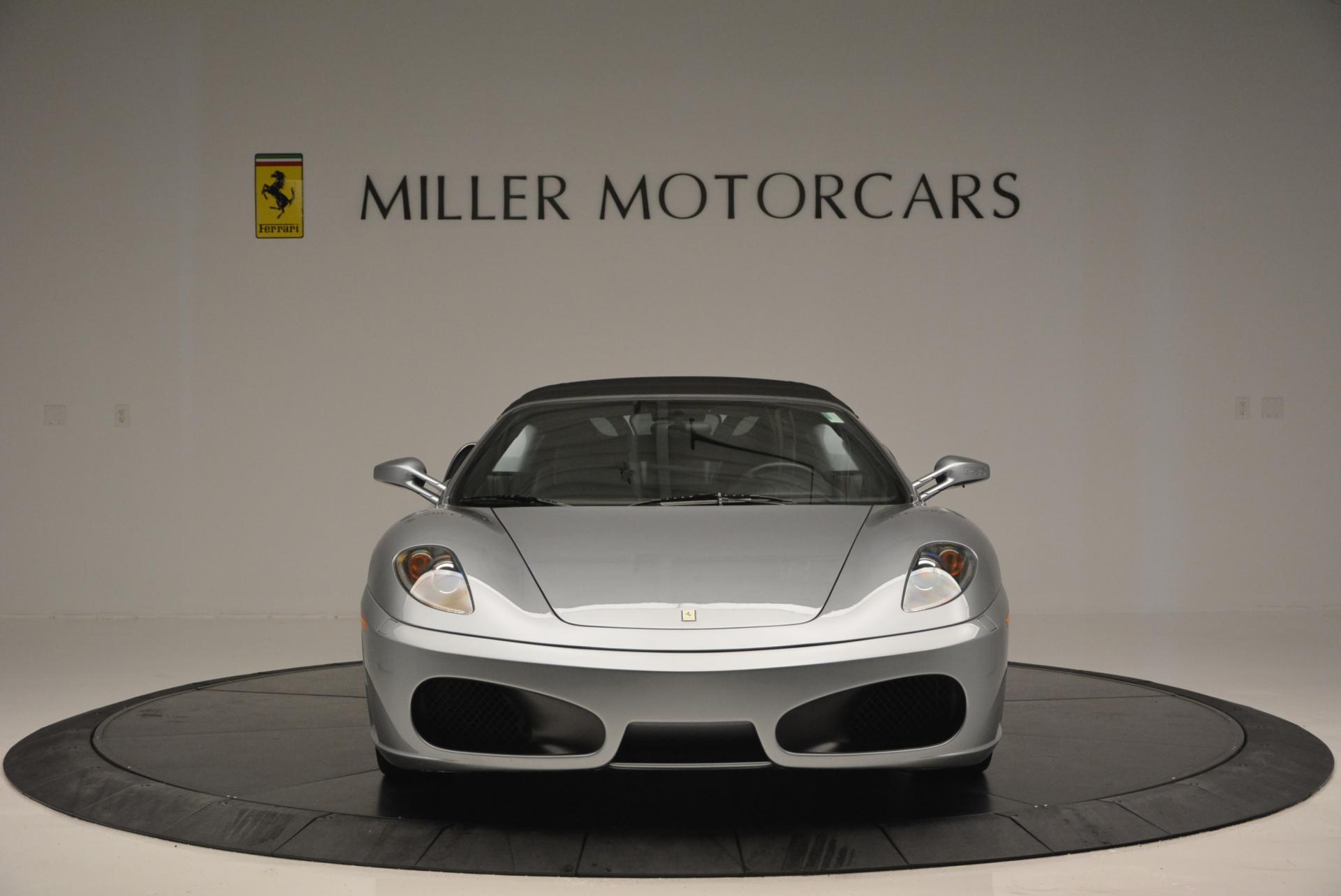 Used 2005 Ferrari F430 Spider For Sale In Greenwich, CT. Alfa Romeo of Greenwich, 4319 150_p24