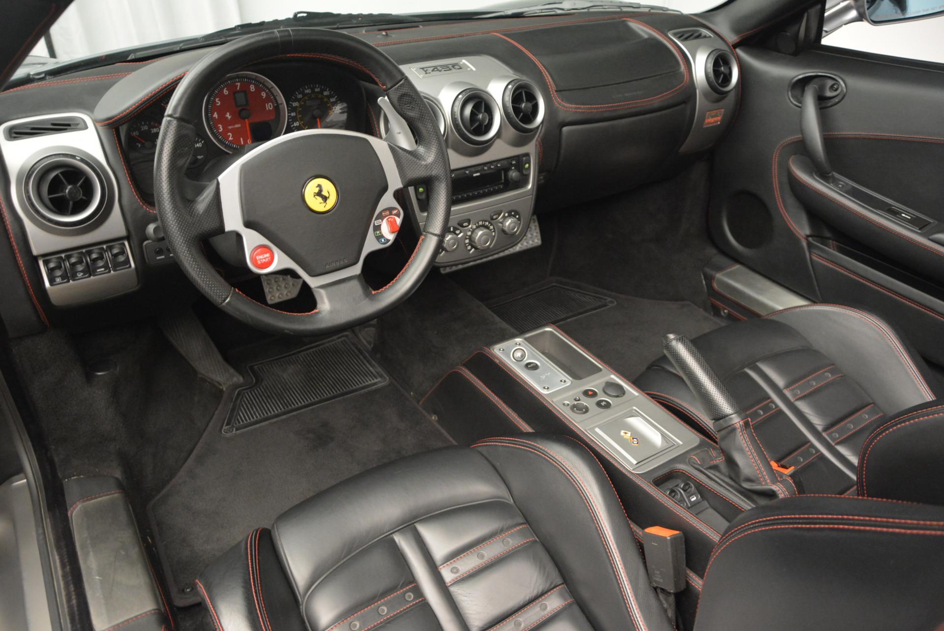 Used 2005 Ferrari F430 Spider For Sale In Greenwich, CT. Alfa Romeo of Greenwich, 4319 150_p25