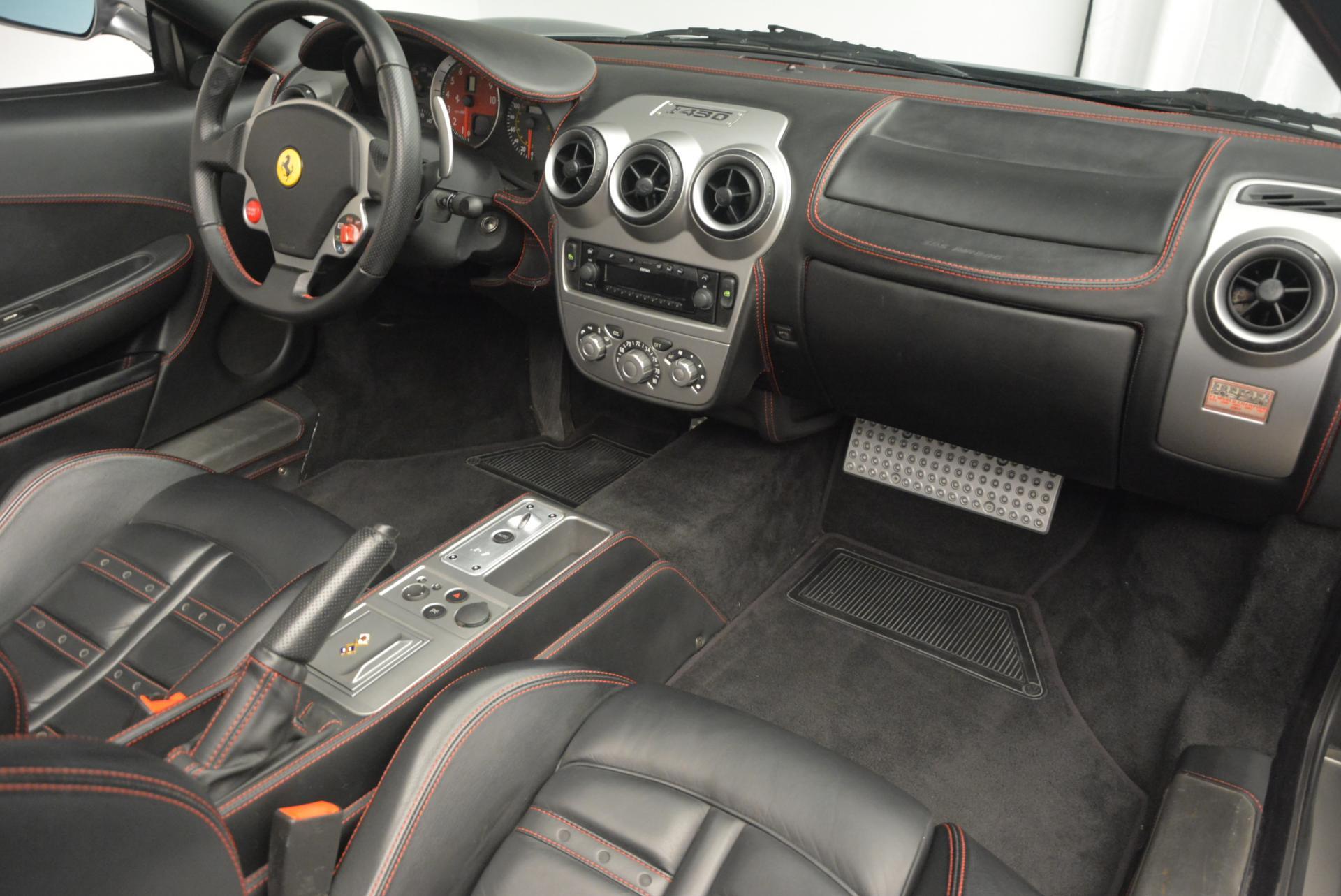 Used 2005 Ferrari F430 Spider For Sale In Greenwich, CT. Alfa Romeo of Greenwich, 4319 150_p29