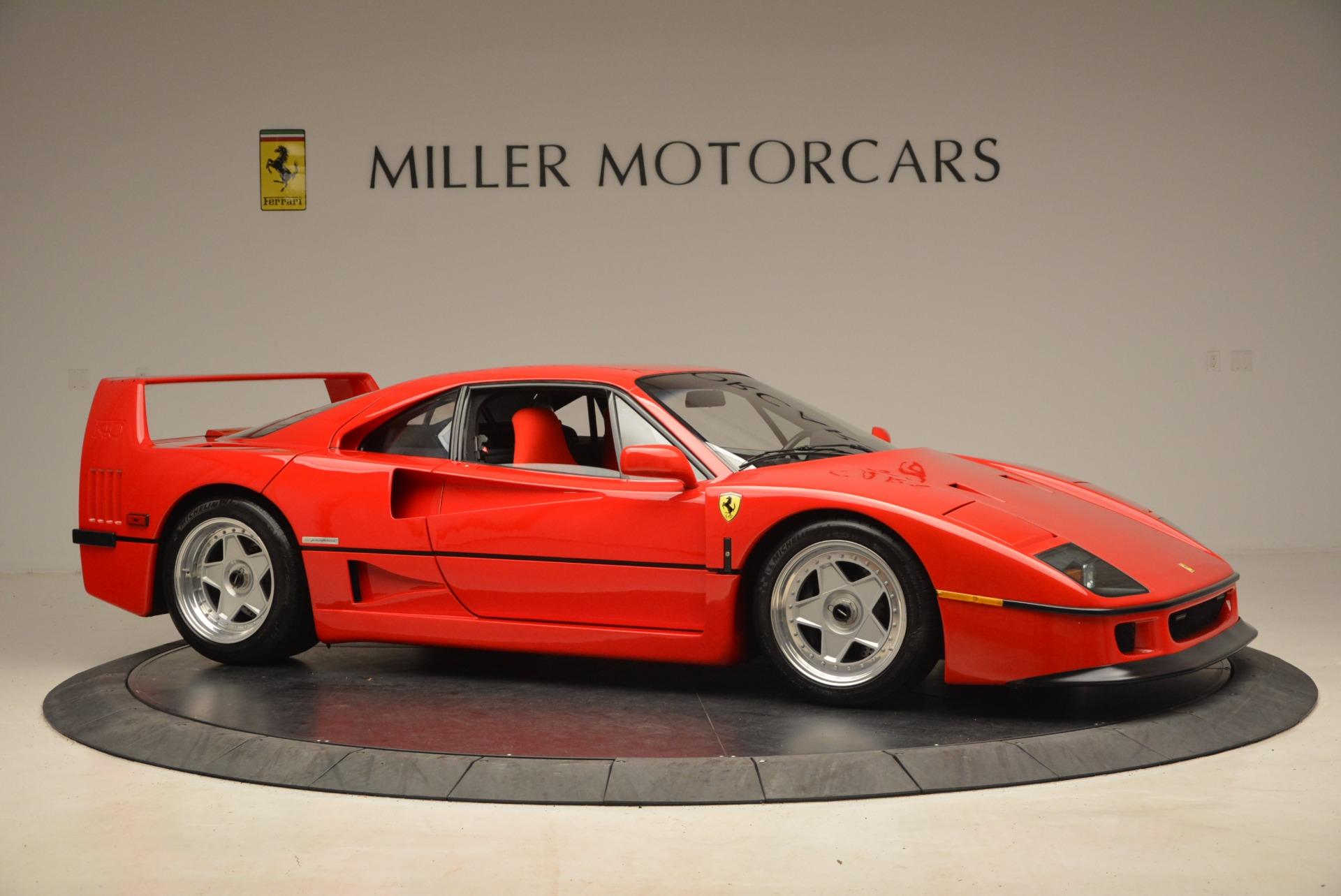 Used 1992 Ferrari F40  For Sale In Greenwich, CT. Alfa Romeo of Greenwich, 4389 1500_p11