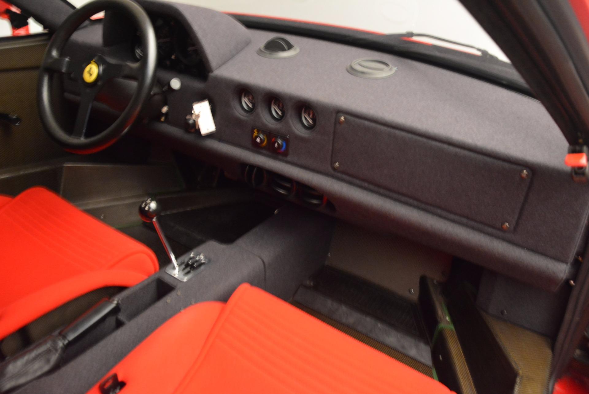 Used 1992 Ferrari F40  For Sale In Greenwich, CT. Alfa Romeo of Greenwich, 4389 1500_p20