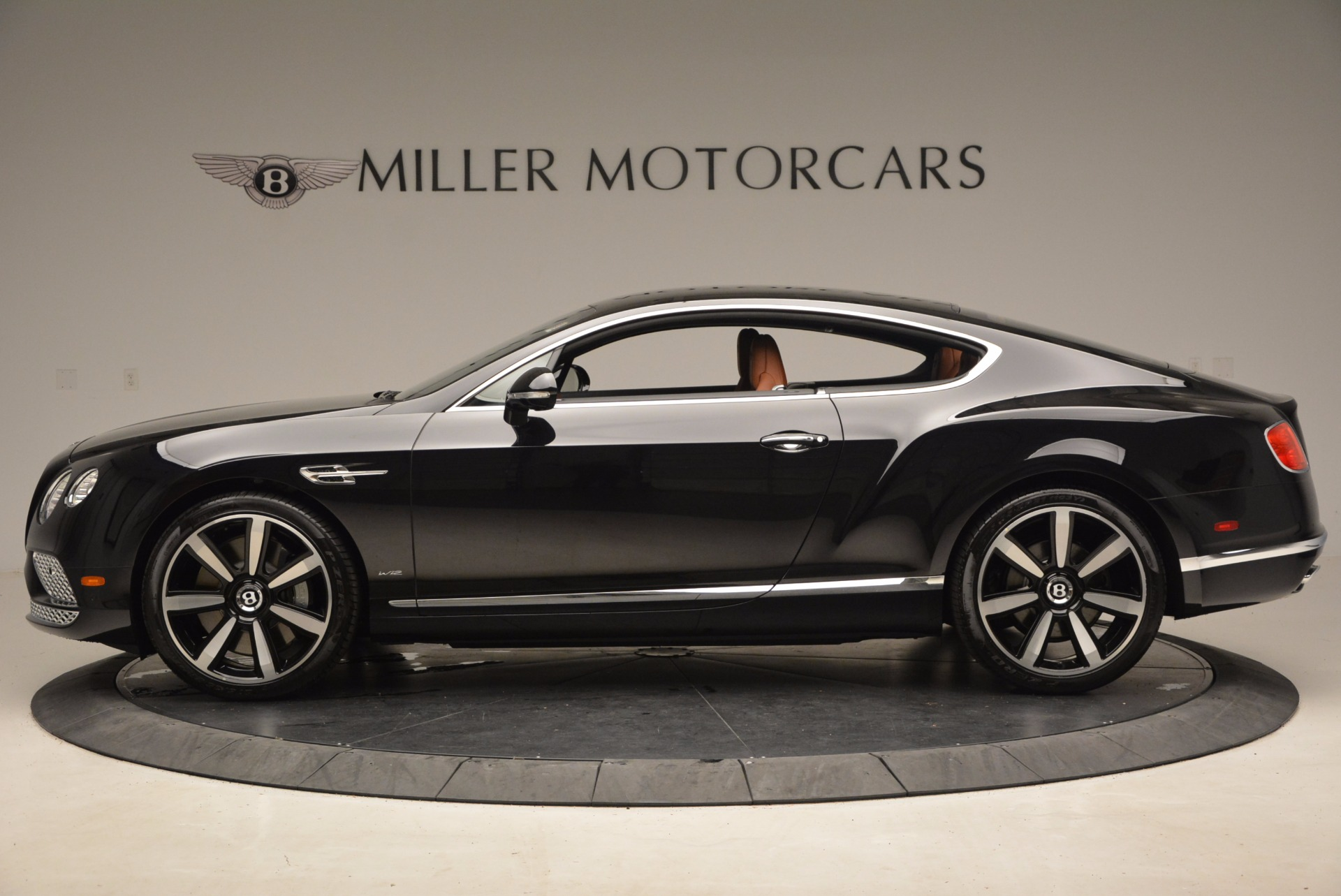 New 2017 Bentley Continental GT W12 For Sale In Greenwich, CT. Alfa Romeo of Greenwich, B1294 1501_p3