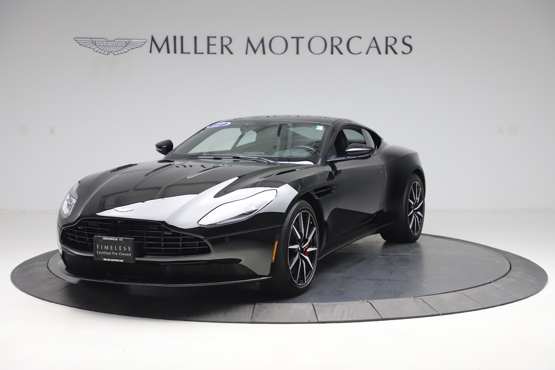 New 2017 Aston Martin DB11  For Sale In Greenwich, CT. Alfa Romeo of Greenwich, A1252 1503_main
