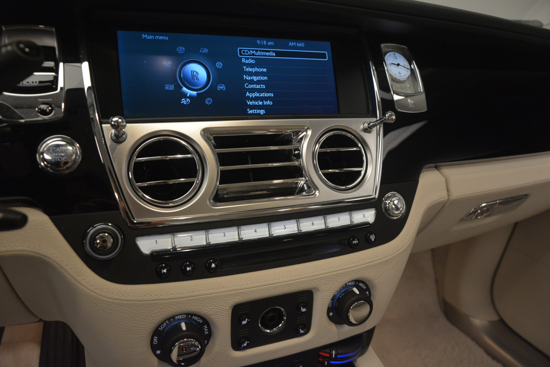 Used 2010 Rolls-Royce Ghost  For Sale In Greenwich, CT. Alfa Romeo of Greenwich, 7271 1504_p23