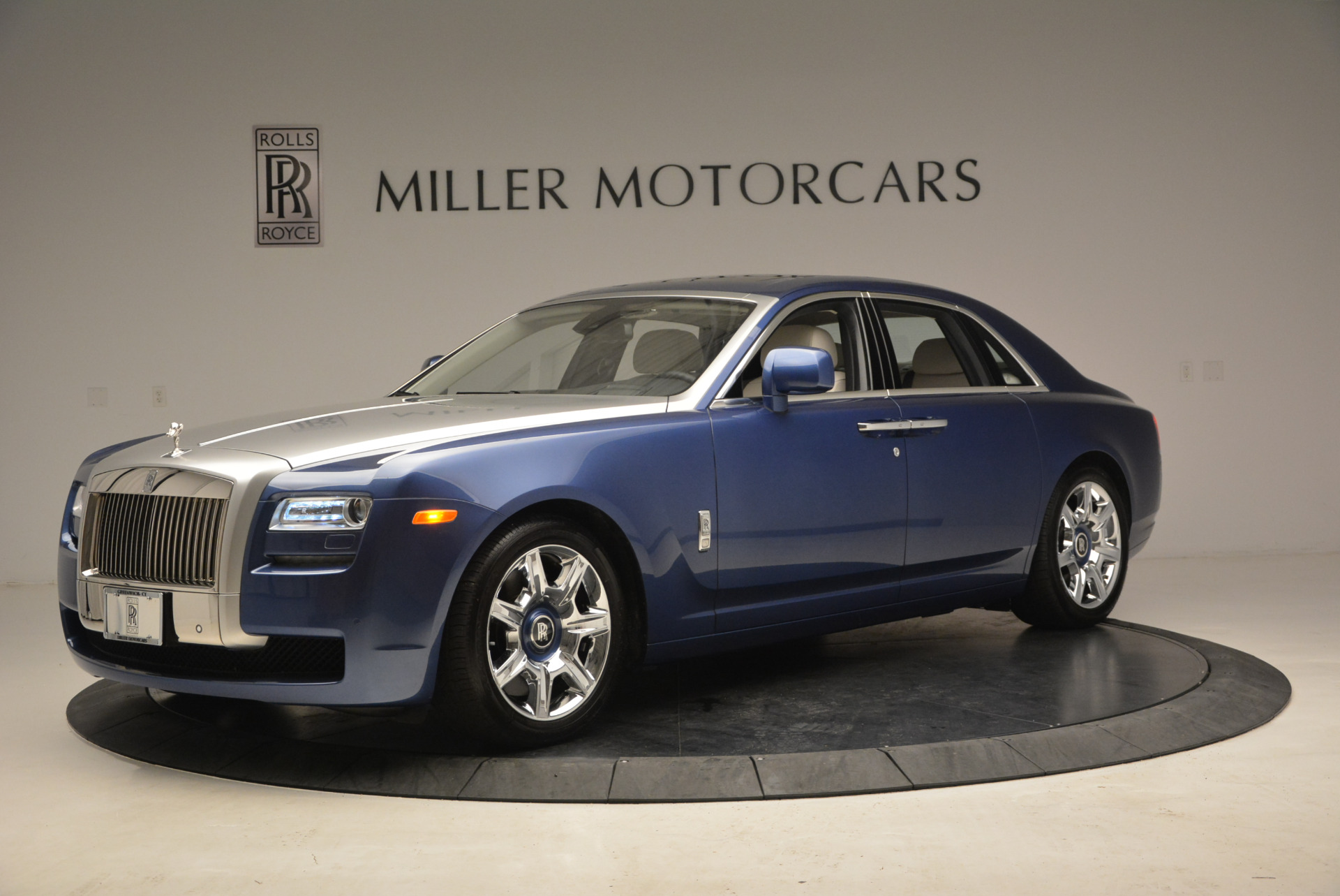 Used 2010 Rolls-Royce Ghost  For Sale In Greenwich, CT. Alfa Romeo of Greenwich, 7271 1504_p3