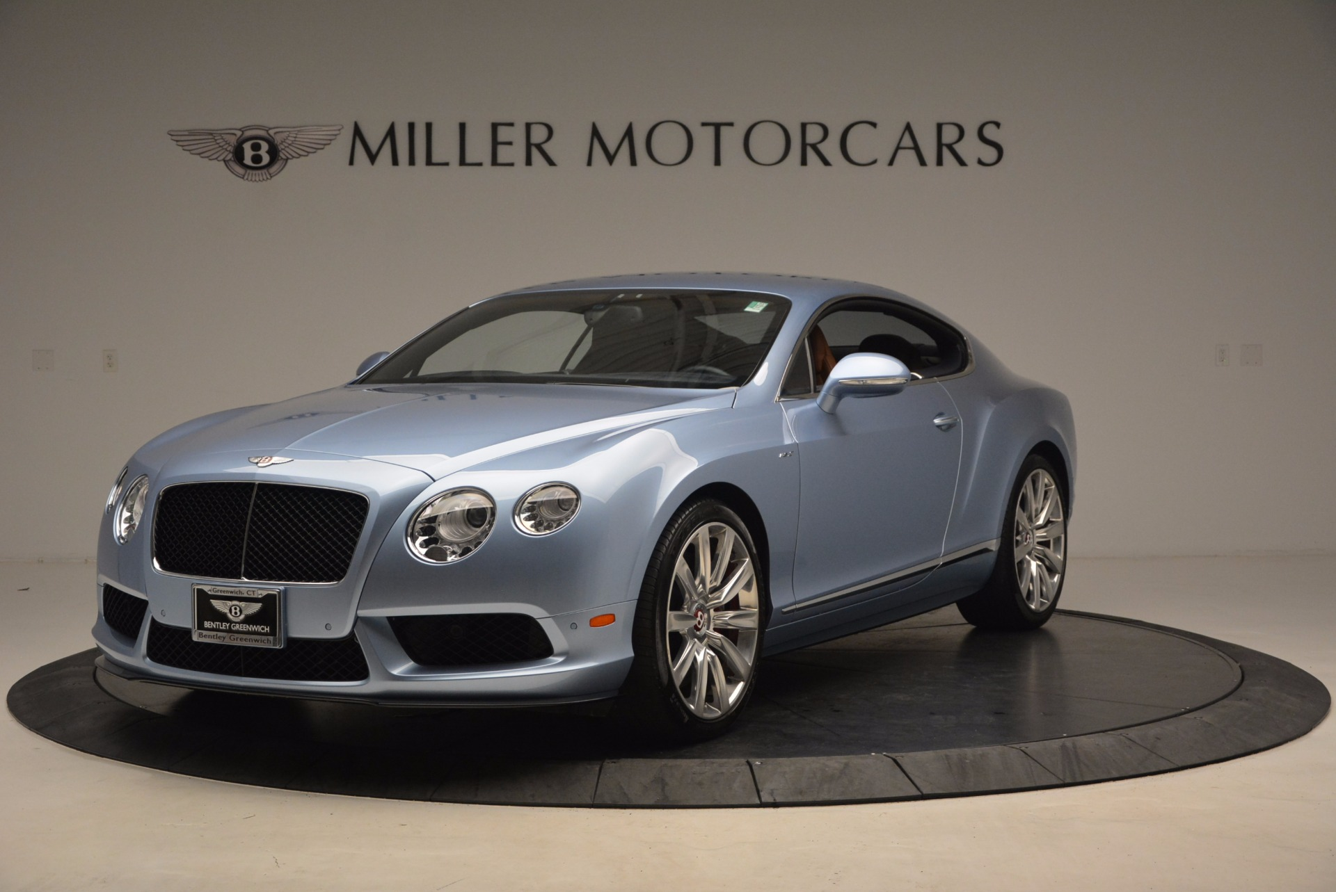 Used 2015 Bentley Continental GT V8 S For Sale In Greenwich, CT. Alfa Romeo of Greenwich, 7273