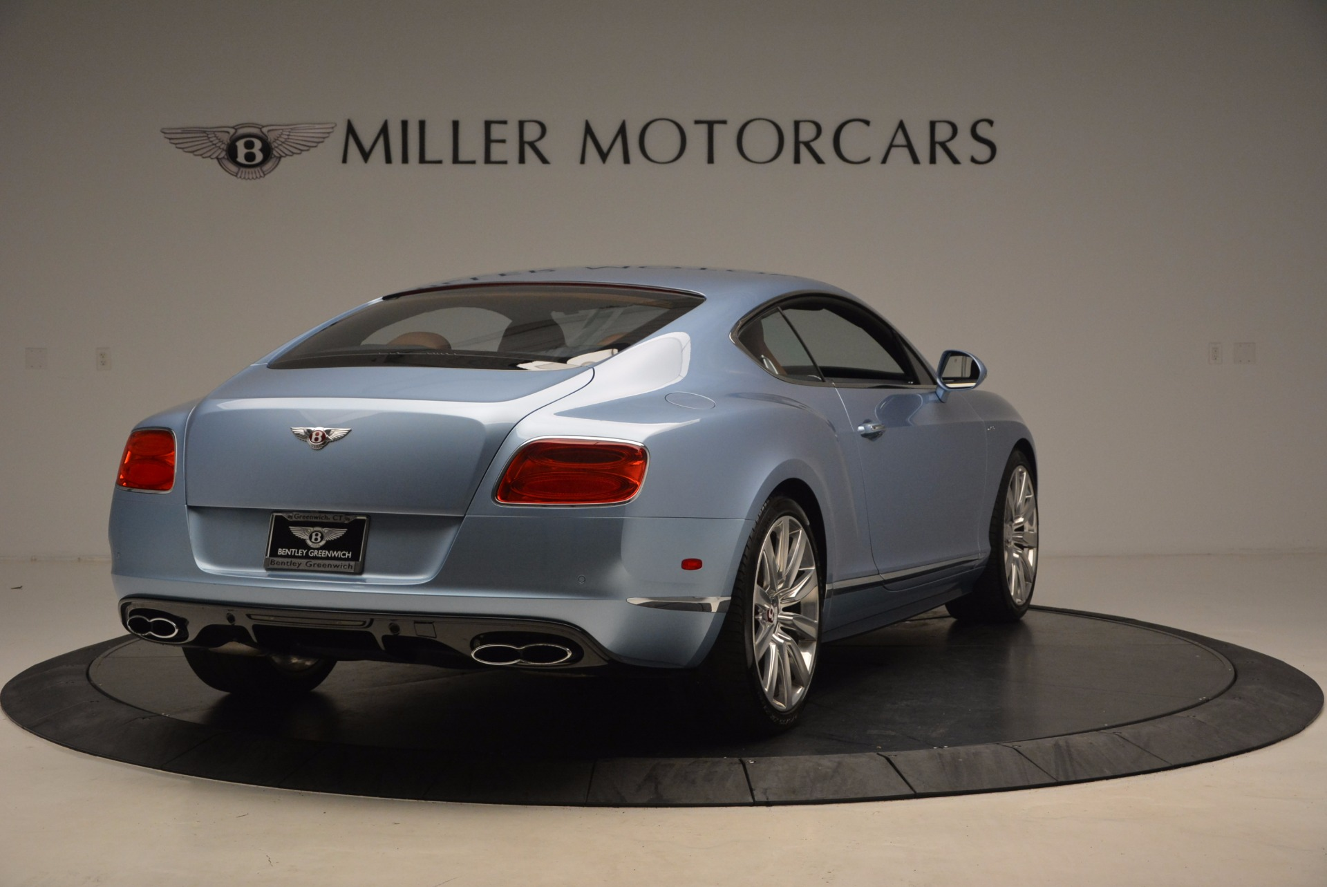 Used 2015 Bentley Continental GT V8 S For Sale In Greenwich, CT. Alfa Romeo of Greenwich, 7273 1507_p7