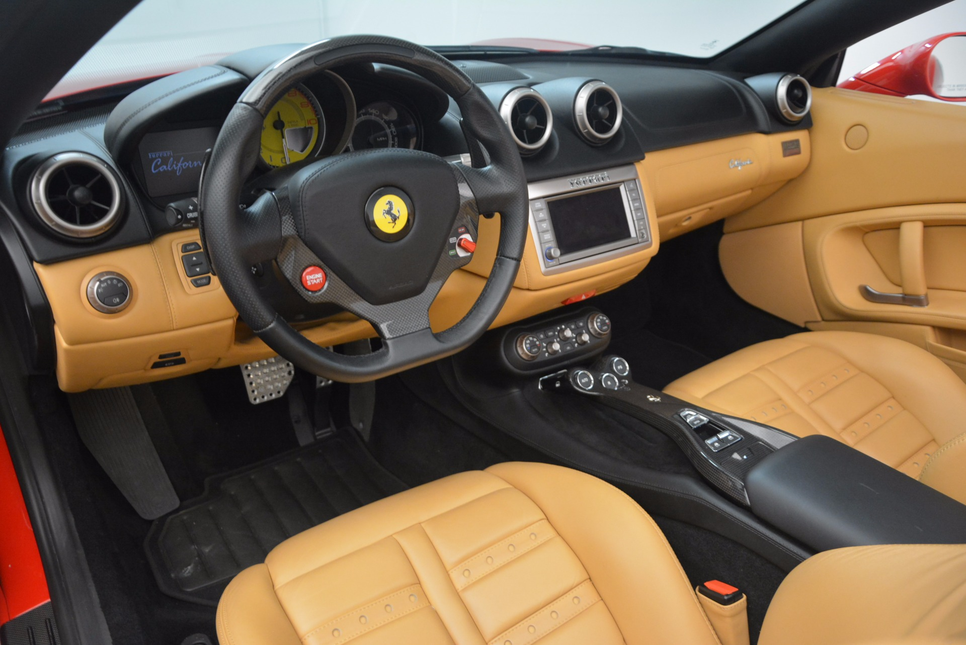 Used 2012 Ferrari California  For Sale In Greenwich, CT. Alfa Romeo of Greenwich, 4414 1508_p17