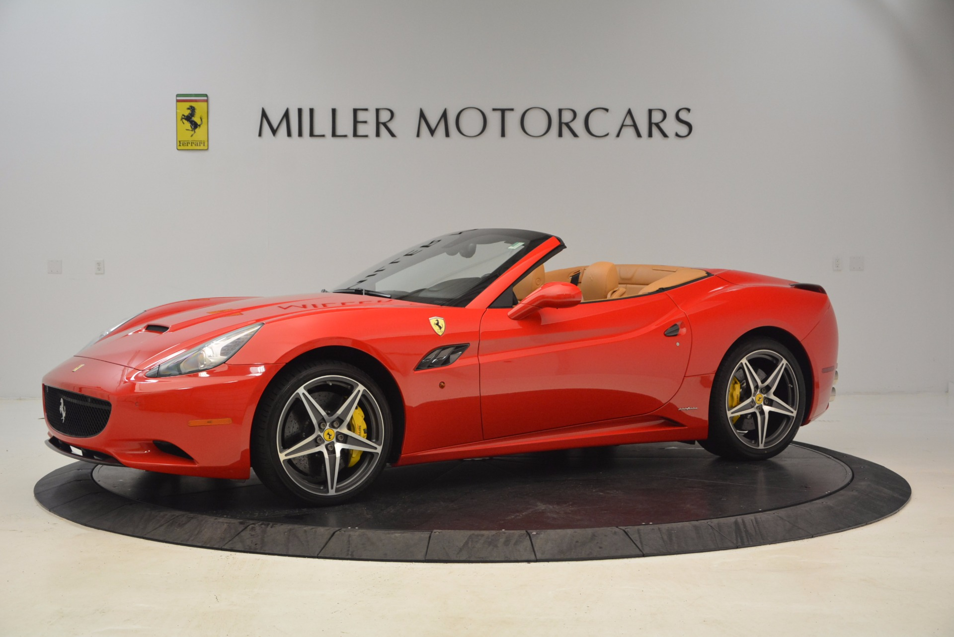 Used 2012 Ferrari California  For Sale In Greenwich, CT. Alfa Romeo of Greenwich, 4414 1508_p2