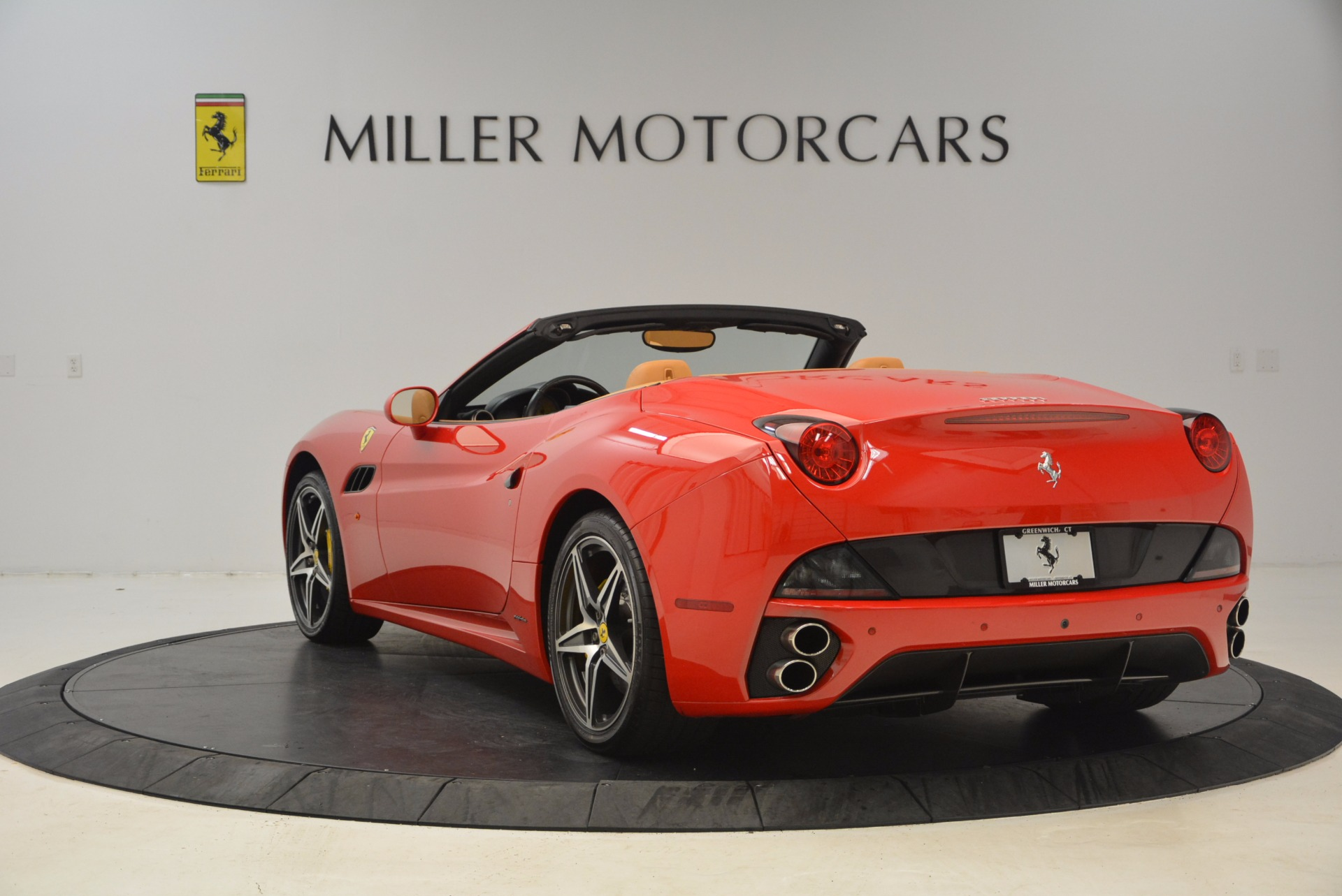Used 2012 Ferrari California  For Sale In Greenwich, CT. Alfa Romeo of Greenwich, 4414 1508_p5