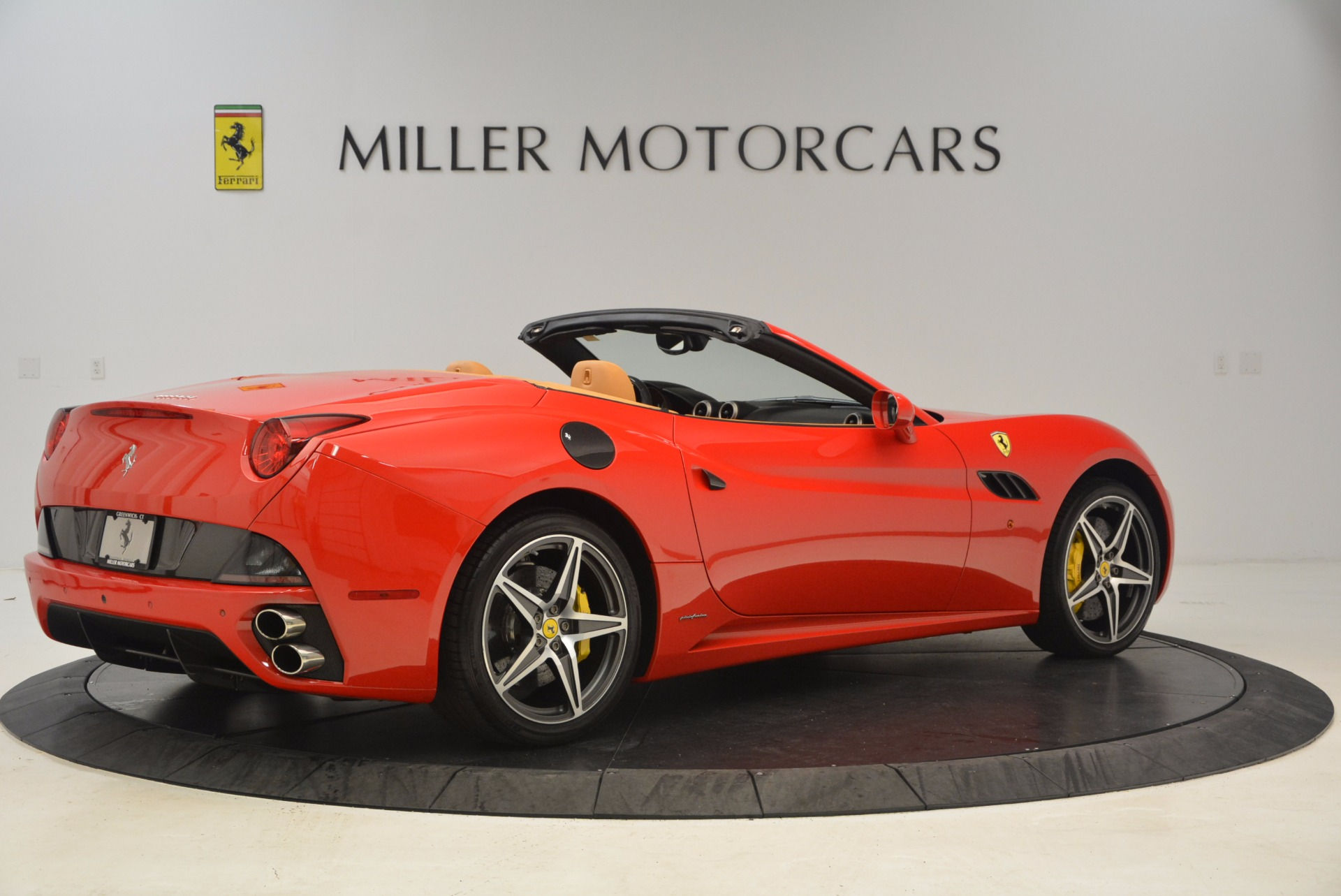 Used 2012 Ferrari California  For Sale In Greenwich, CT. Alfa Romeo of Greenwich, 4414 1508_p8