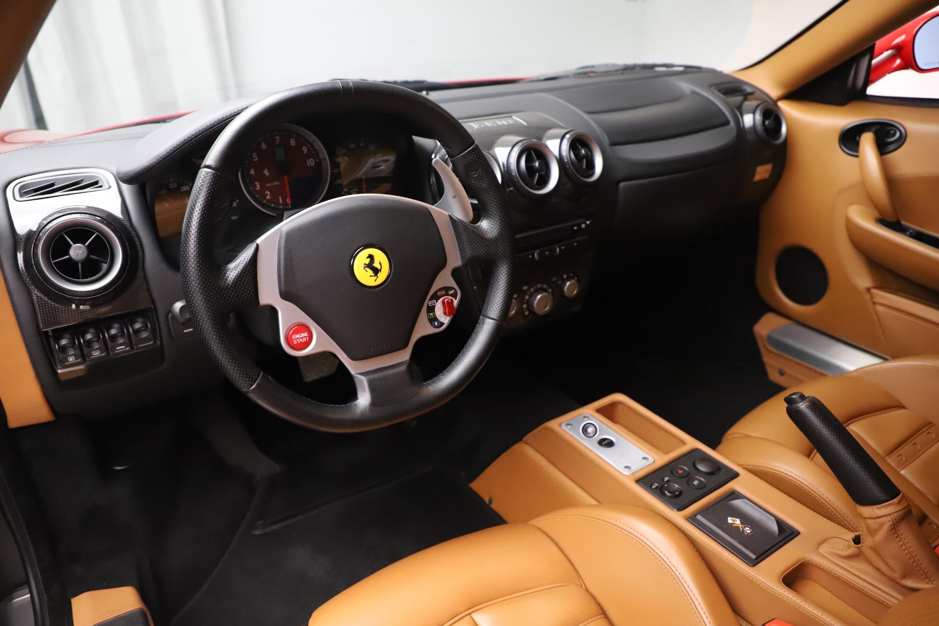 Used 2005 Ferrari F430  For Sale In Greenwich, CT. Alfa Romeo of Greenwich, 4415 1509_p13