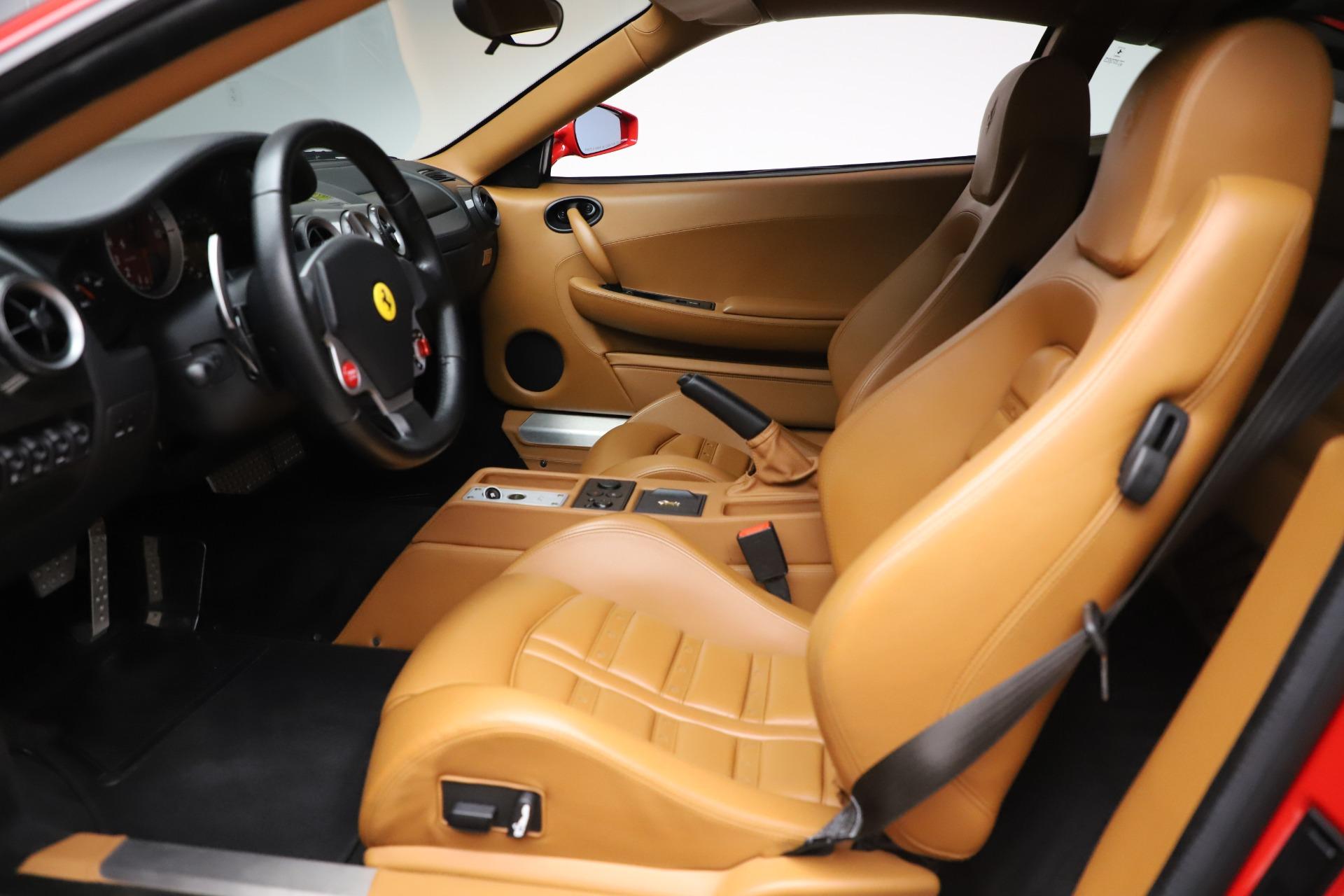 Used 2005 Ferrari F430  For Sale In Greenwich, CT. Alfa Romeo of Greenwich, 4415 1509_p14