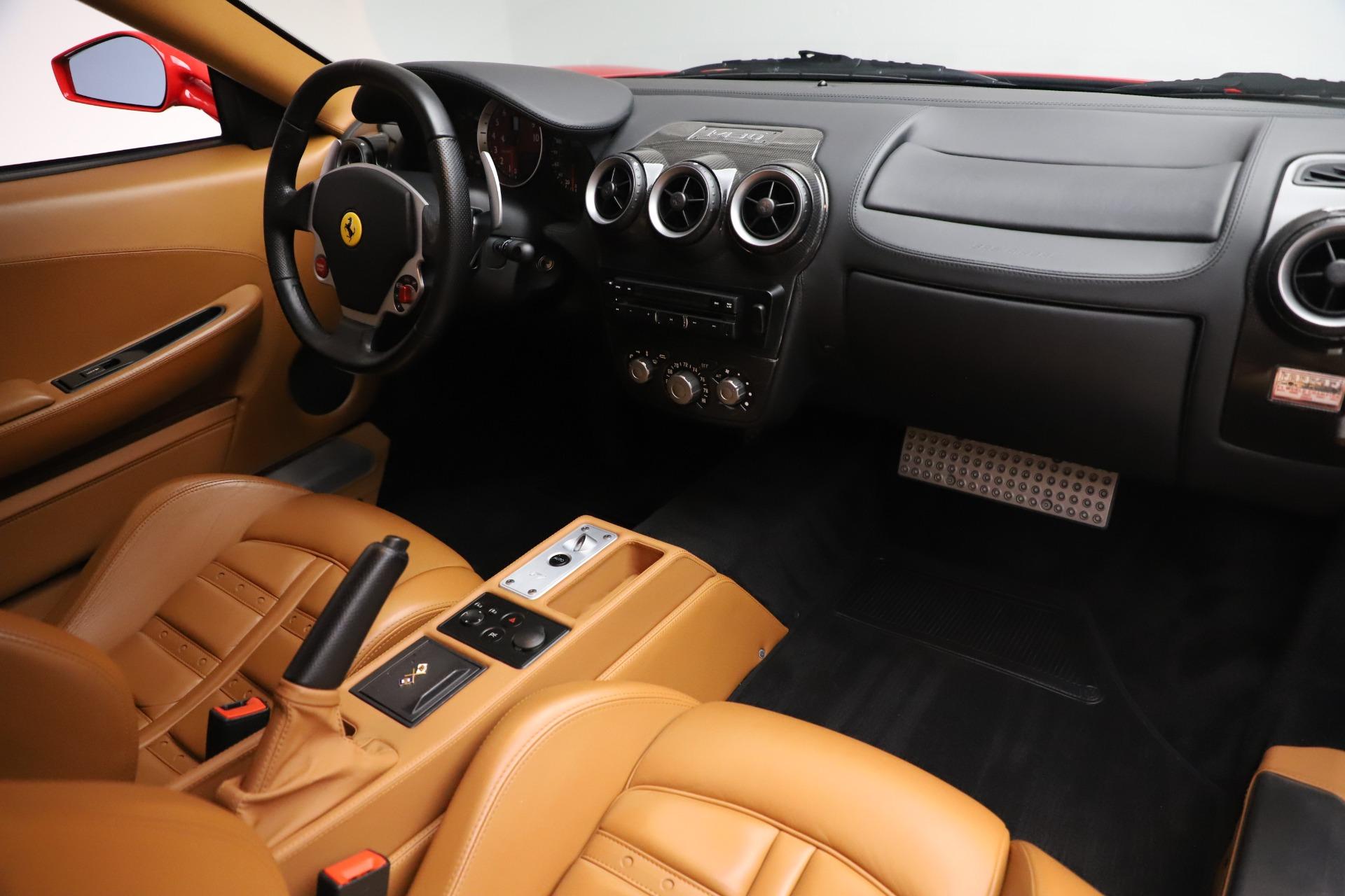 Used 2005 Ferrari F430  For Sale In Greenwich, CT. Alfa Romeo of Greenwich, 4415 1509_p17
