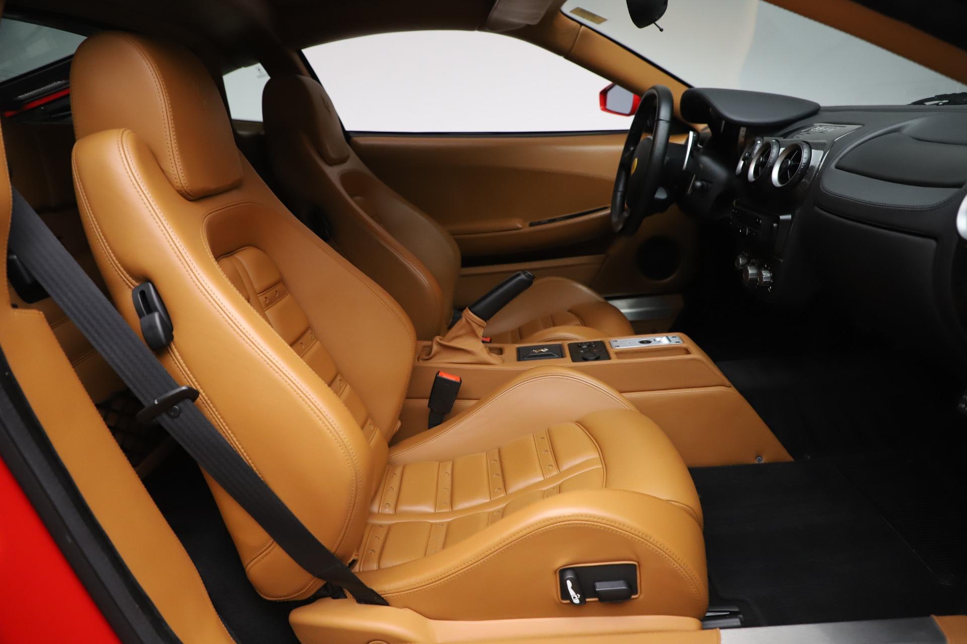 Used 2005 Ferrari F430  For Sale In Greenwich, CT. Alfa Romeo of Greenwich, 4415 1509_p18