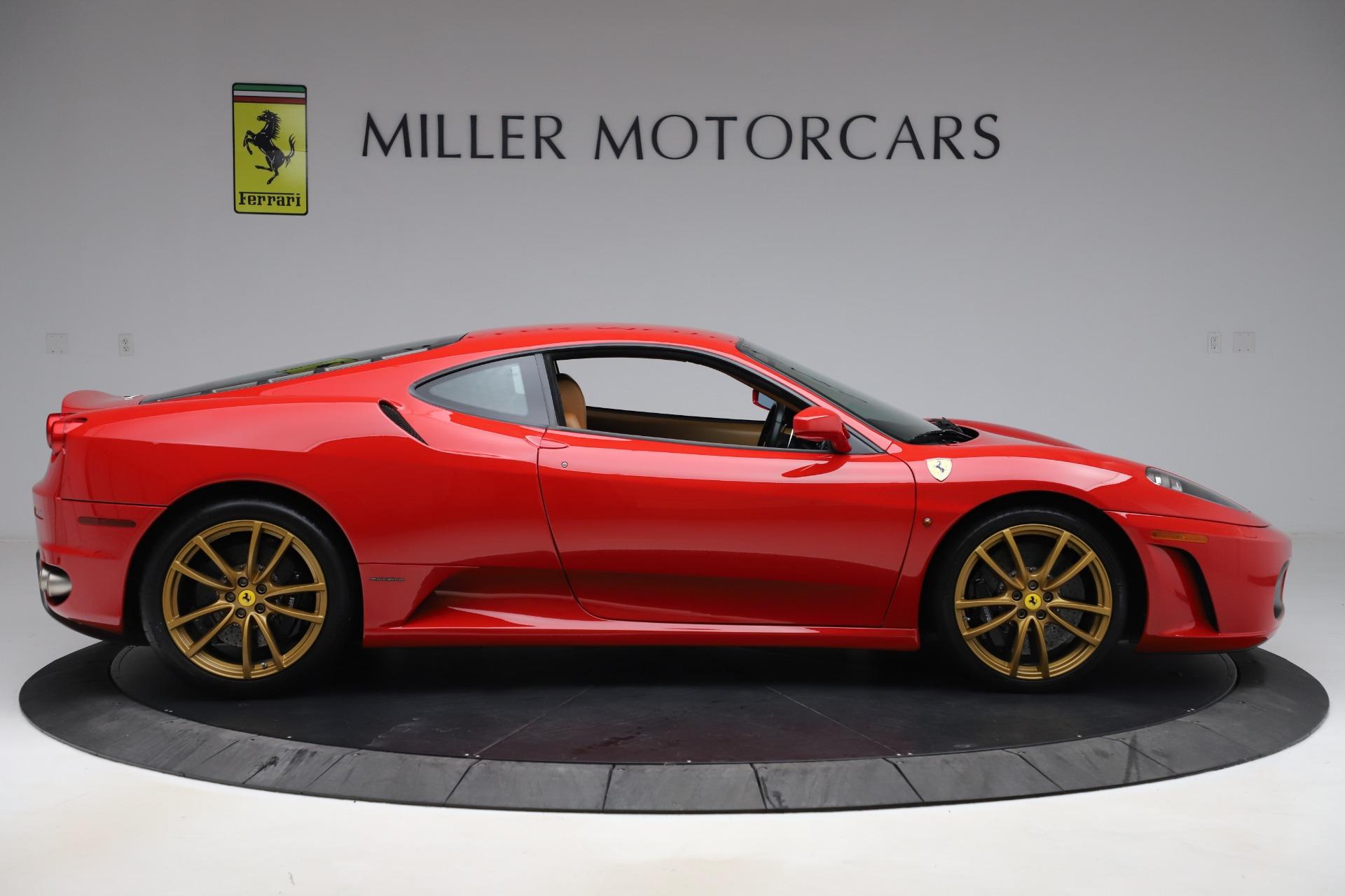 Used 2005 Ferrari F430  For Sale In Greenwich, CT. Alfa Romeo of Greenwich, 4415 1509_p9