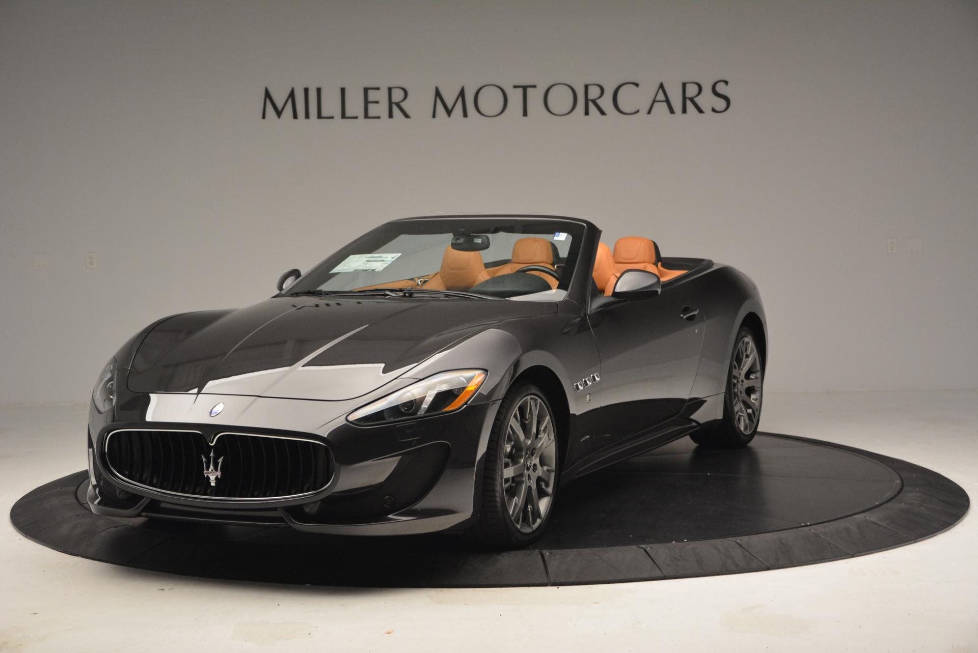 New 2016 Maserati GranTurismo Sport For Sale In Greenwich, CT. Alfa Romeo of Greenwich, M1508 151_main