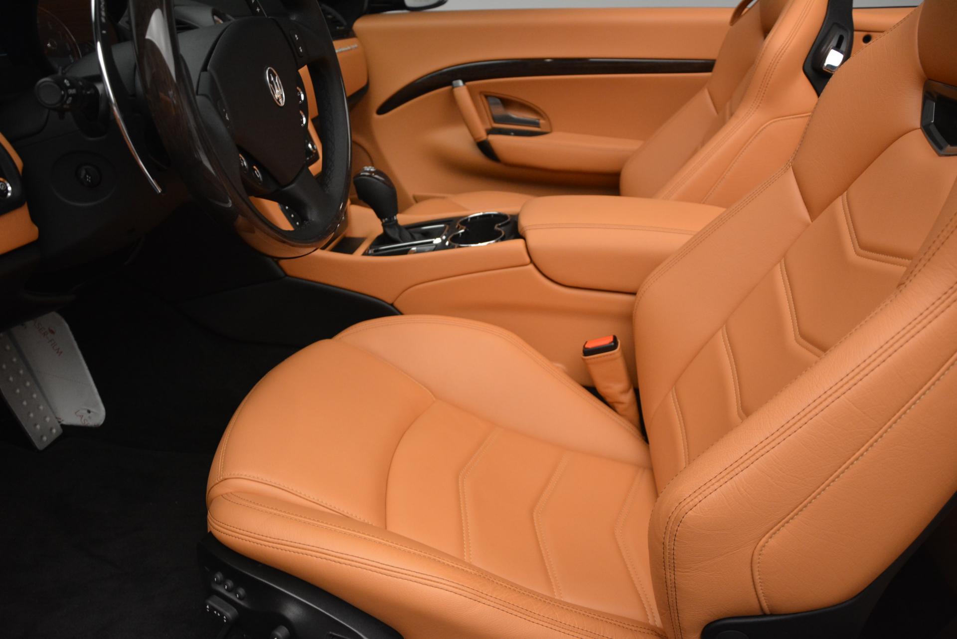 New 2016 Maserati GranTurismo Sport For Sale In Greenwich, CT. Alfa Romeo of Greenwich, M1508 151_p25