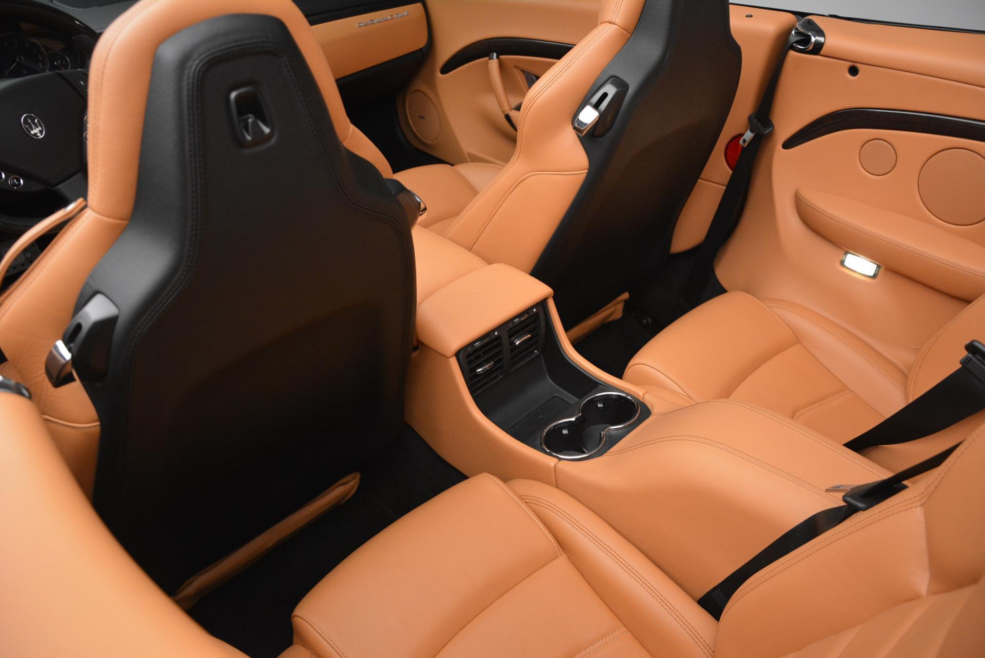 New 2016 Maserati GranTurismo Sport For Sale In Greenwich, CT. Alfa Romeo of Greenwich, M1508 151_p28