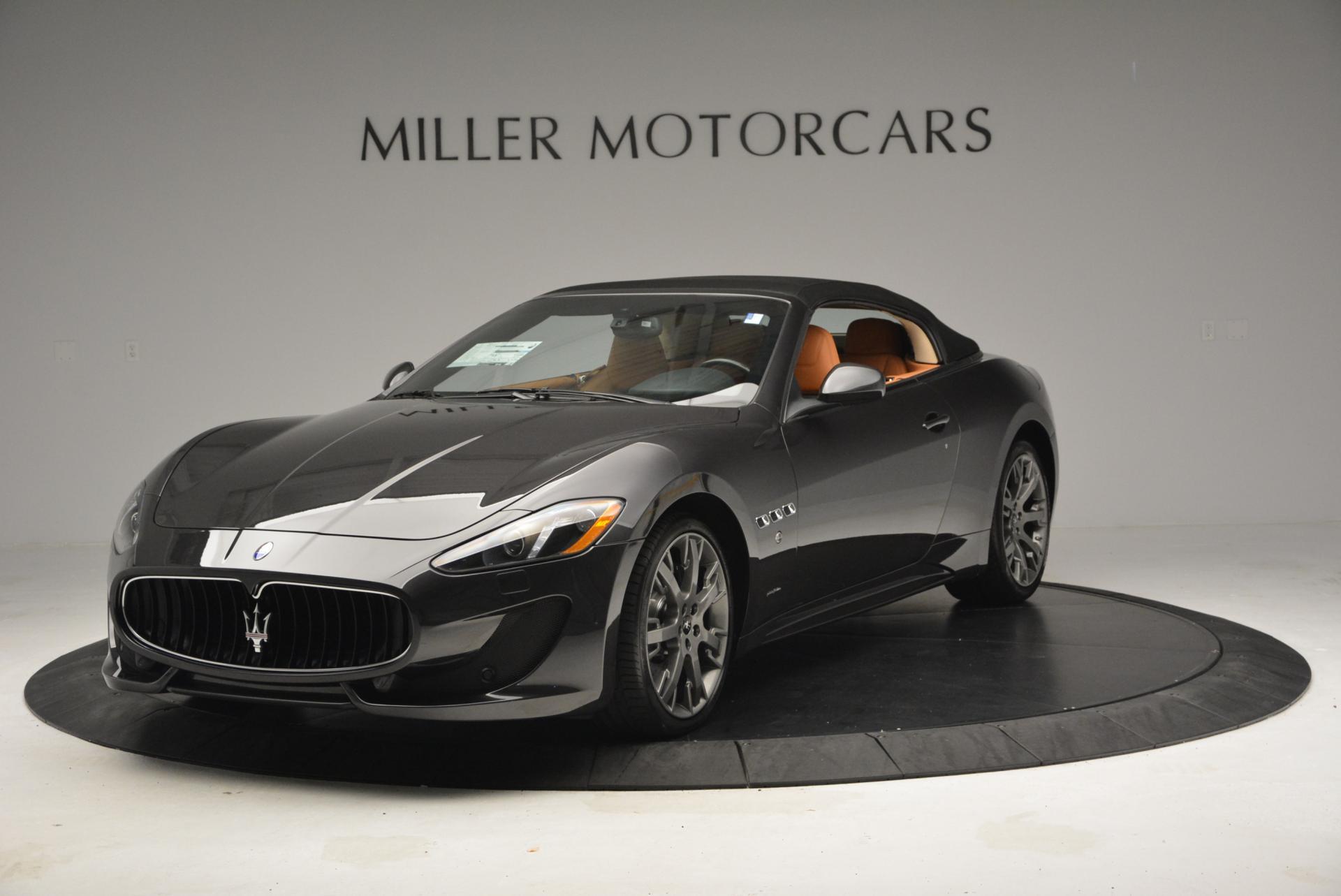 New 2016 Maserati GranTurismo Sport For Sale In Greenwich, CT. Alfa Romeo of Greenwich, M1508 151_p2