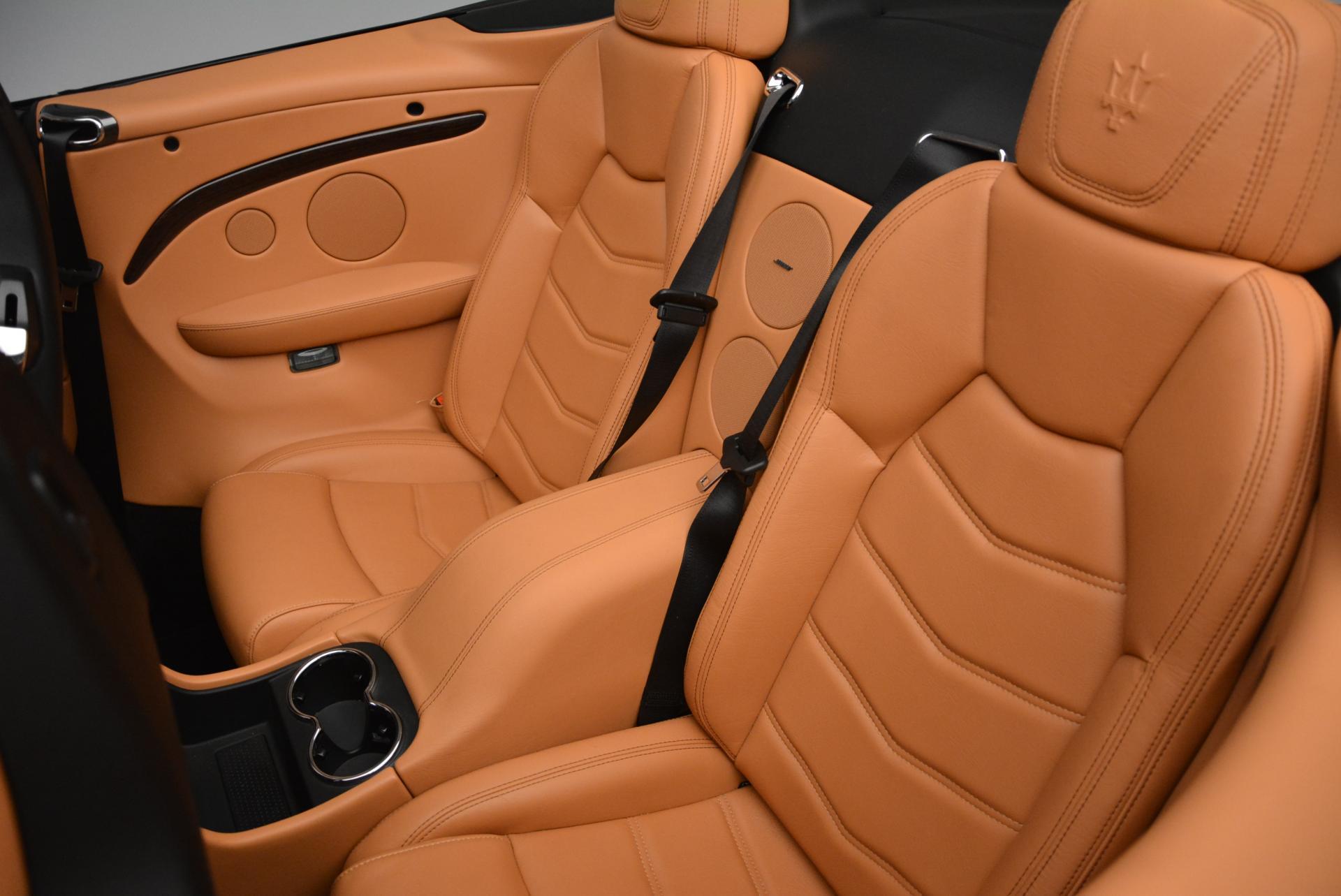 New 2016 Maserati GranTurismo Sport For Sale In Greenwich, CT. Alfa Romeo of Greenwich, M1508 151_p30