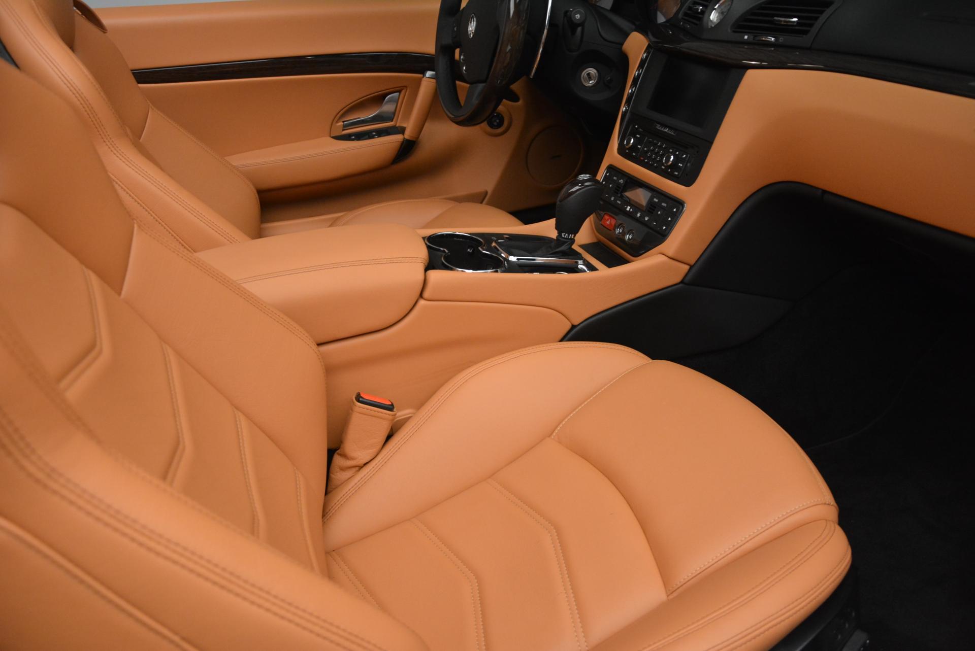 New 2016 Maserati GranTurismo Sport For Sale In Greenwich, CT. Alfa Romeo of Greenwich, M1508 151_p31
