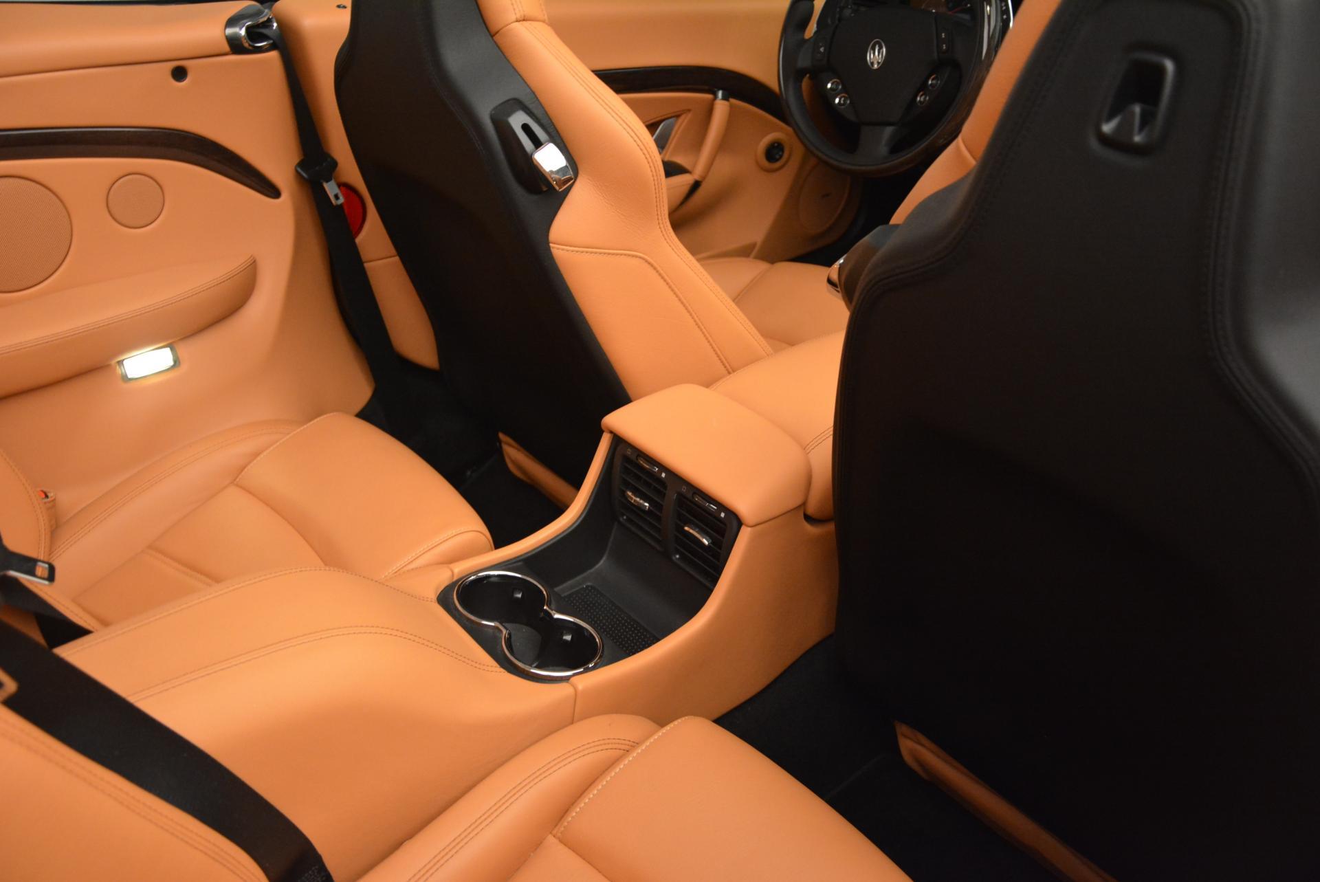 New 2016 Maserati GranTurismo Sport For Sale In Greenwich, CT. Alfa Romeo of Greenwich, M1508 151_p34