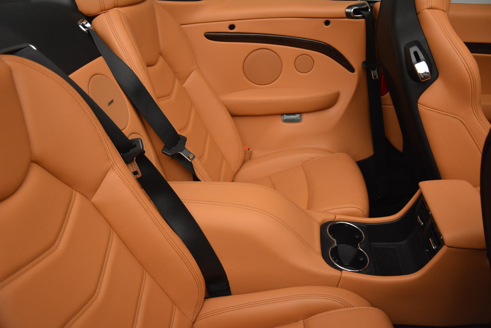 New 2016 Maserati GranTurismo Sport For Sale In Greenwich, CT. Alfa Romeo of Greenwich, M1508 151_p35