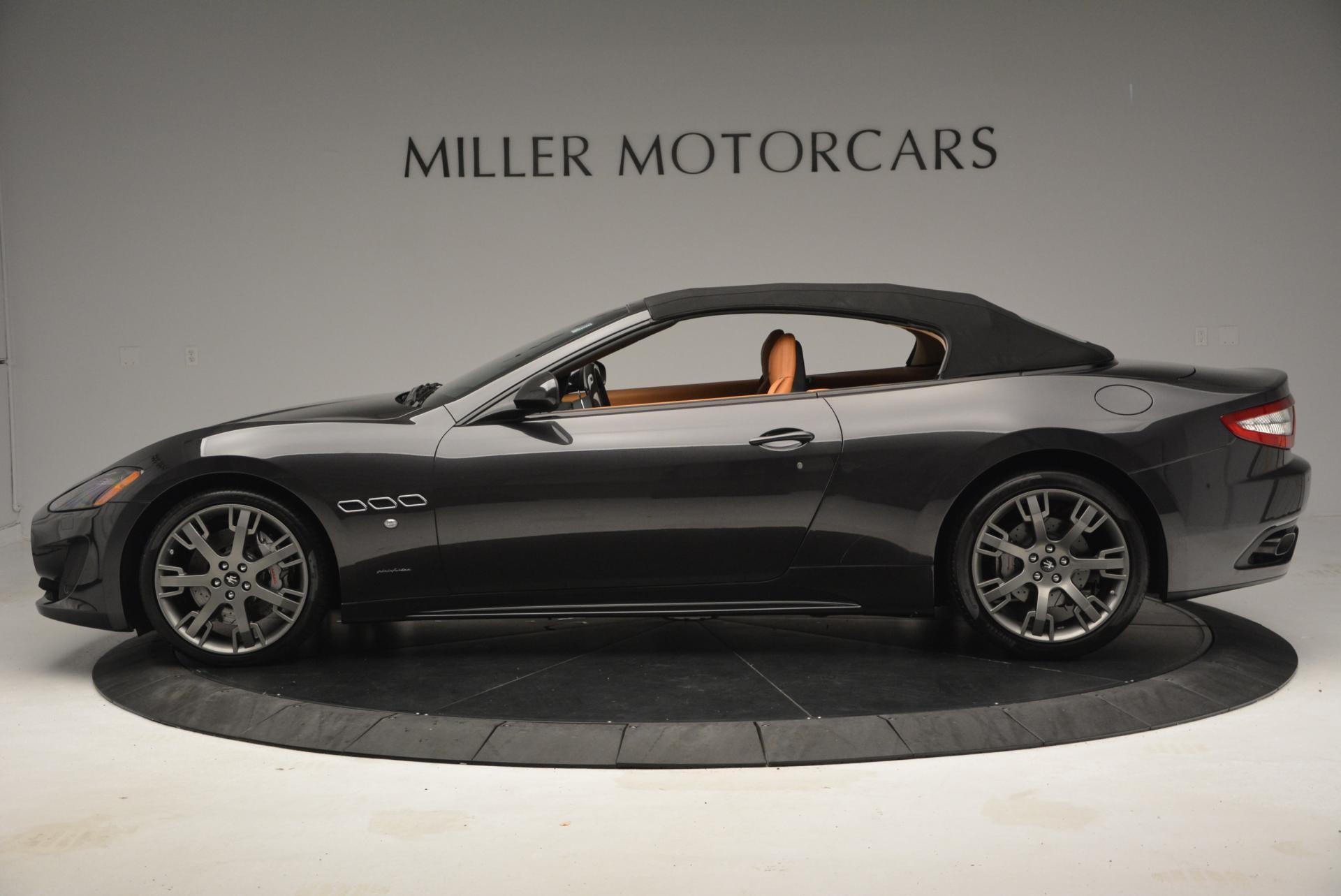 New 2016 Maserati GranTurismo Sport For Sale In Greenwich, CT. Alfa Romeo of Greenwich, M1508 151_p6