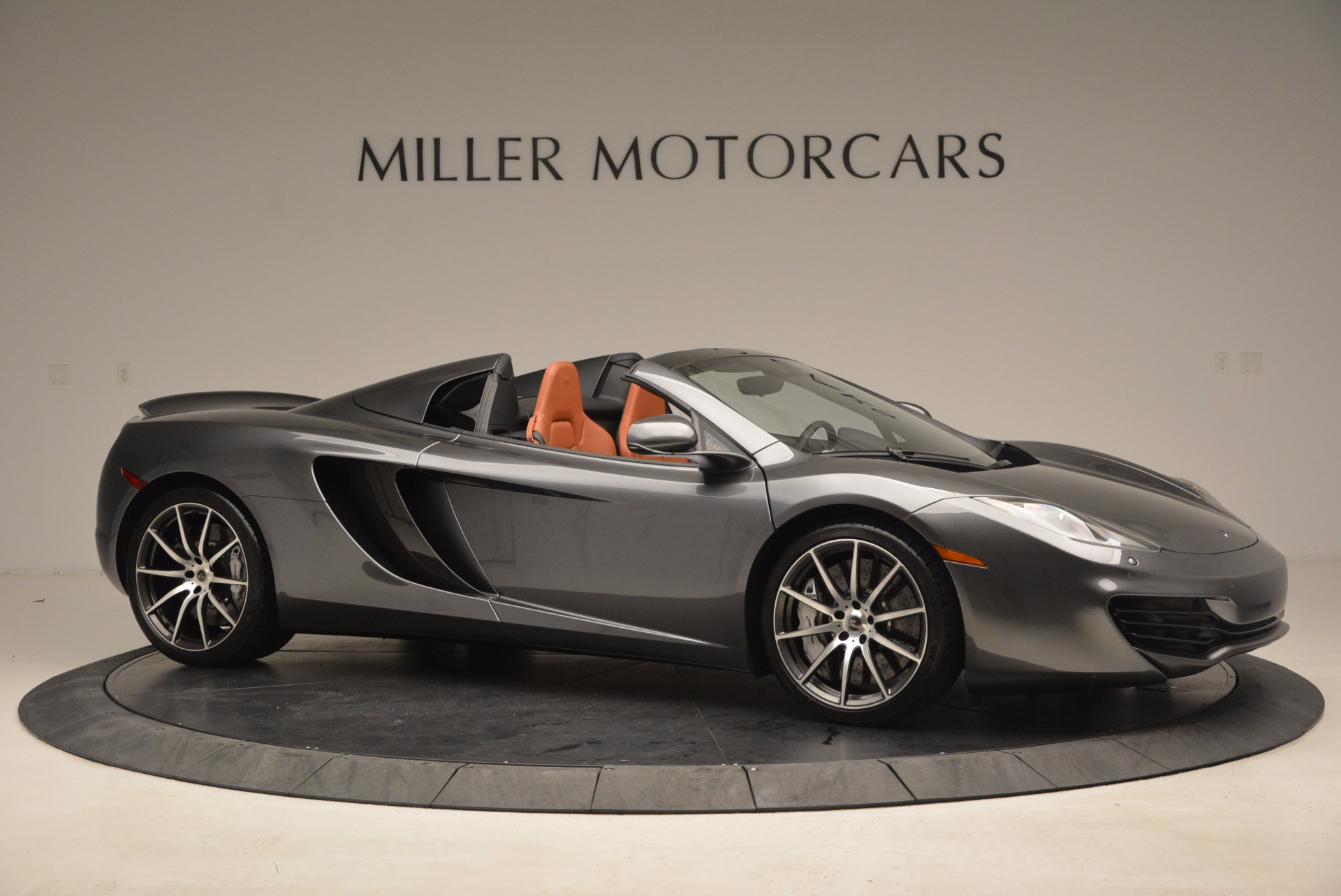 Used 2014 McLaren MP4-12C Convertible For Sale In Greenwich, CT. Alfa Romeo of Greenwich, 3175A 1510_p10