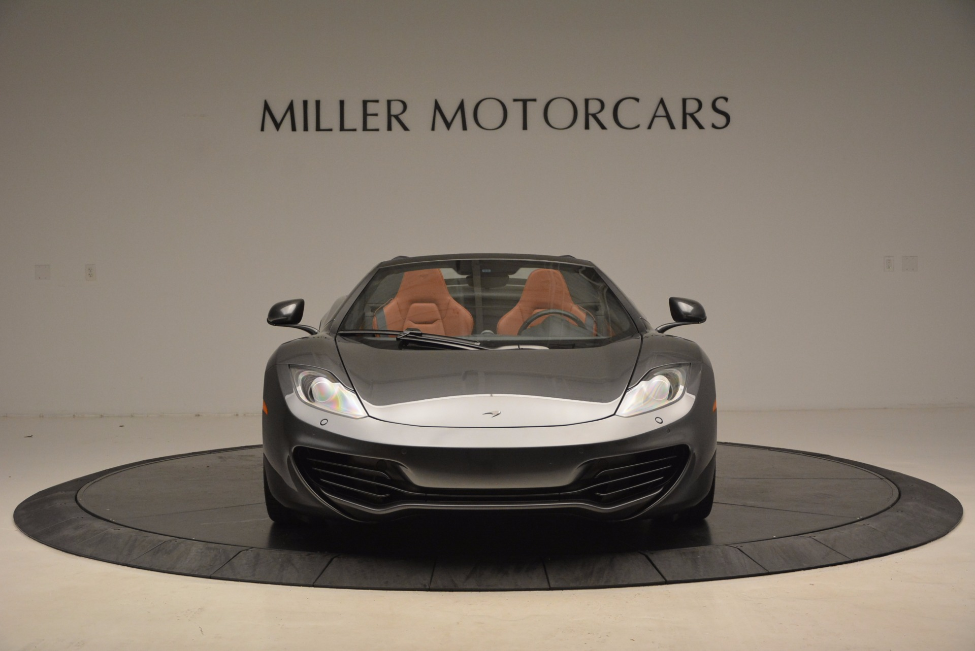 Used 2014 McLaren MP4-12C Convertible For Sale In Greenwich, CT. Alfa Romeo of Greenwich, 3175A 1510_p12