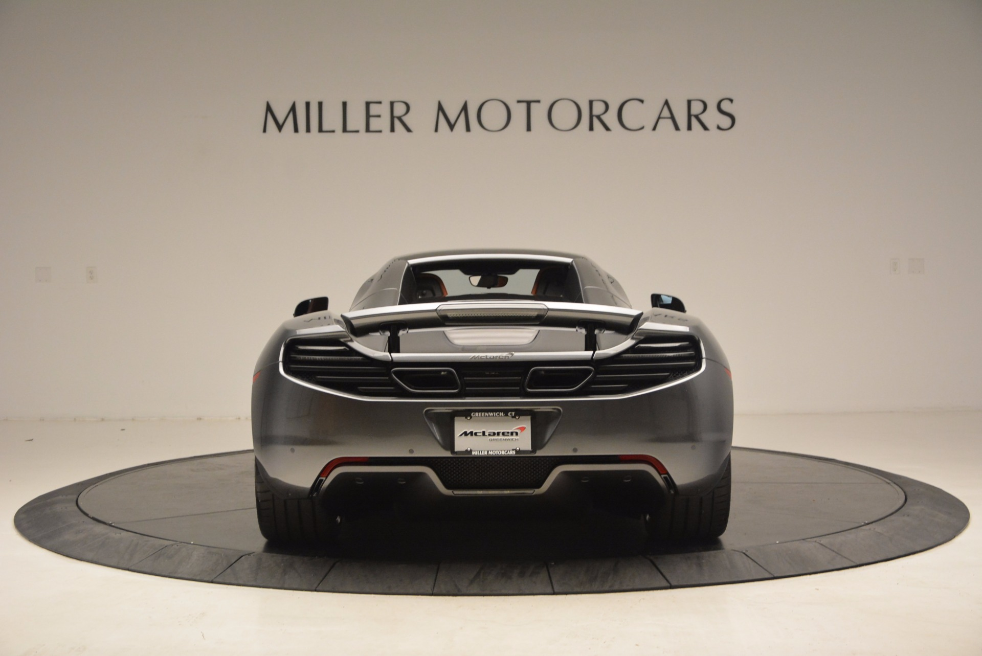 Used 2014 McLaren MP4-12C Convertible For Sale In Greenwich, CT. Alfa Romeo of Greenwich, 3175A 1510_p19