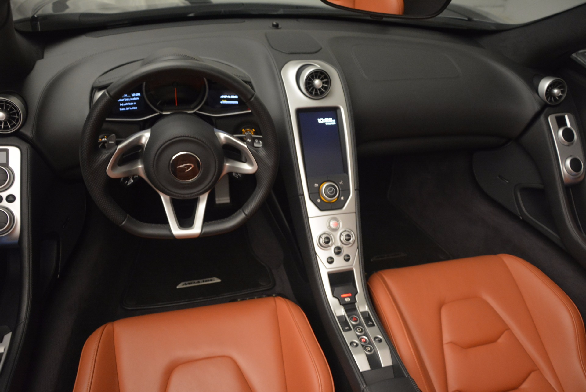 Used 2014 McLaren MP4-12C Convertible For Sale In Greenwich, CT. Alfa Romeo of Greenwich, 3175A 1510_p32