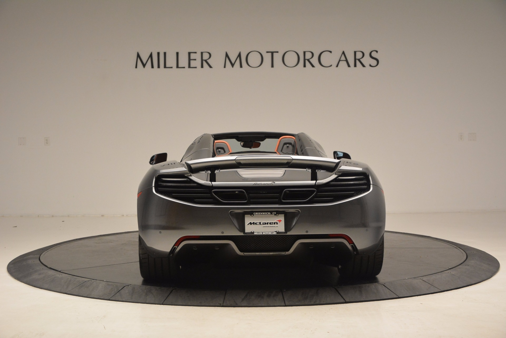 Used 2014 McLaren MP4-12C Convertible For Sale In Greenwich, CT. Alfa Romeo of Greenwich, 3175A 1510_p6