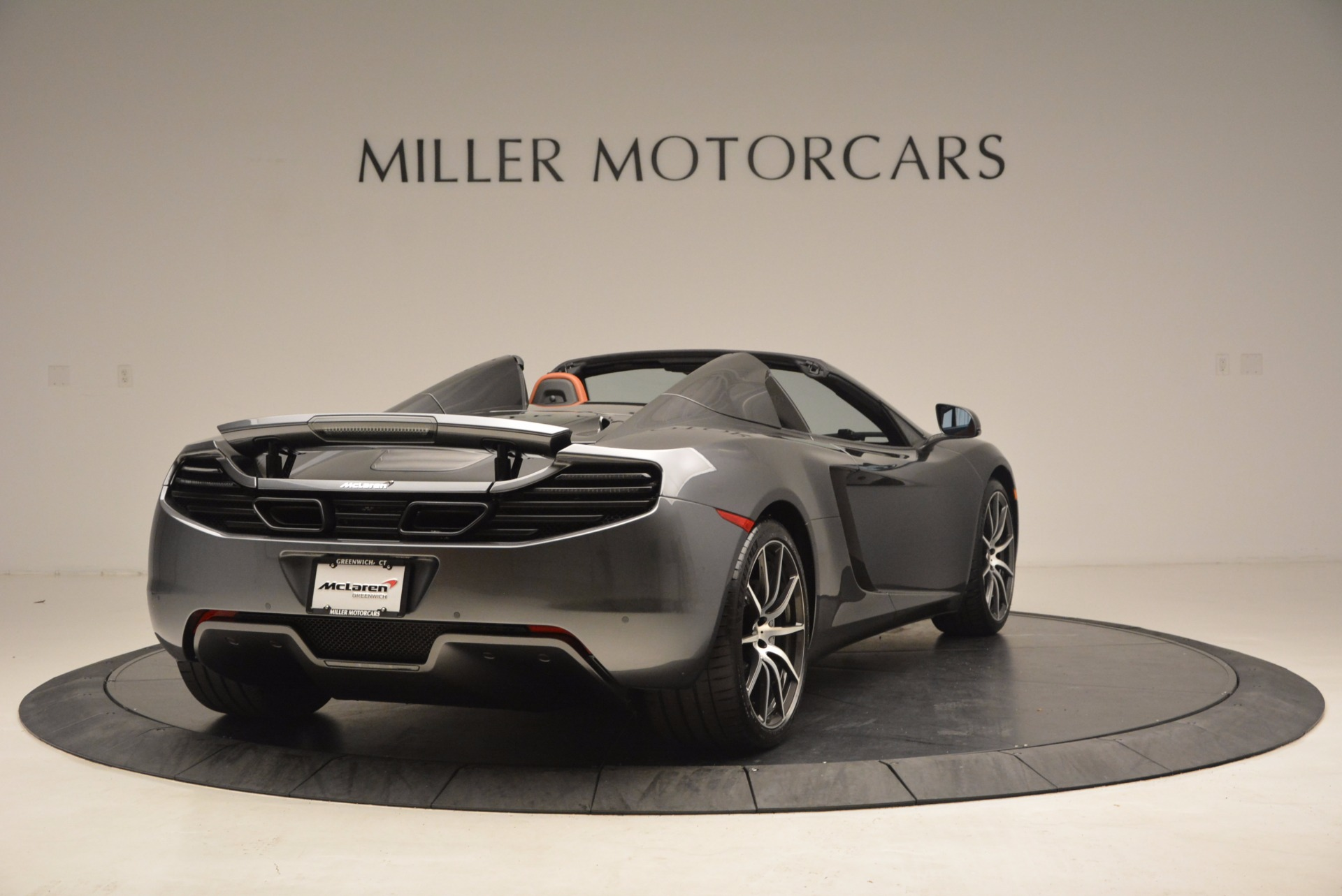 Used 2014 McLaren MP4-12C Convertible For Sale In Greenwich, CT. Alfa Romeo of Greenwich, 3175A 1510_p7