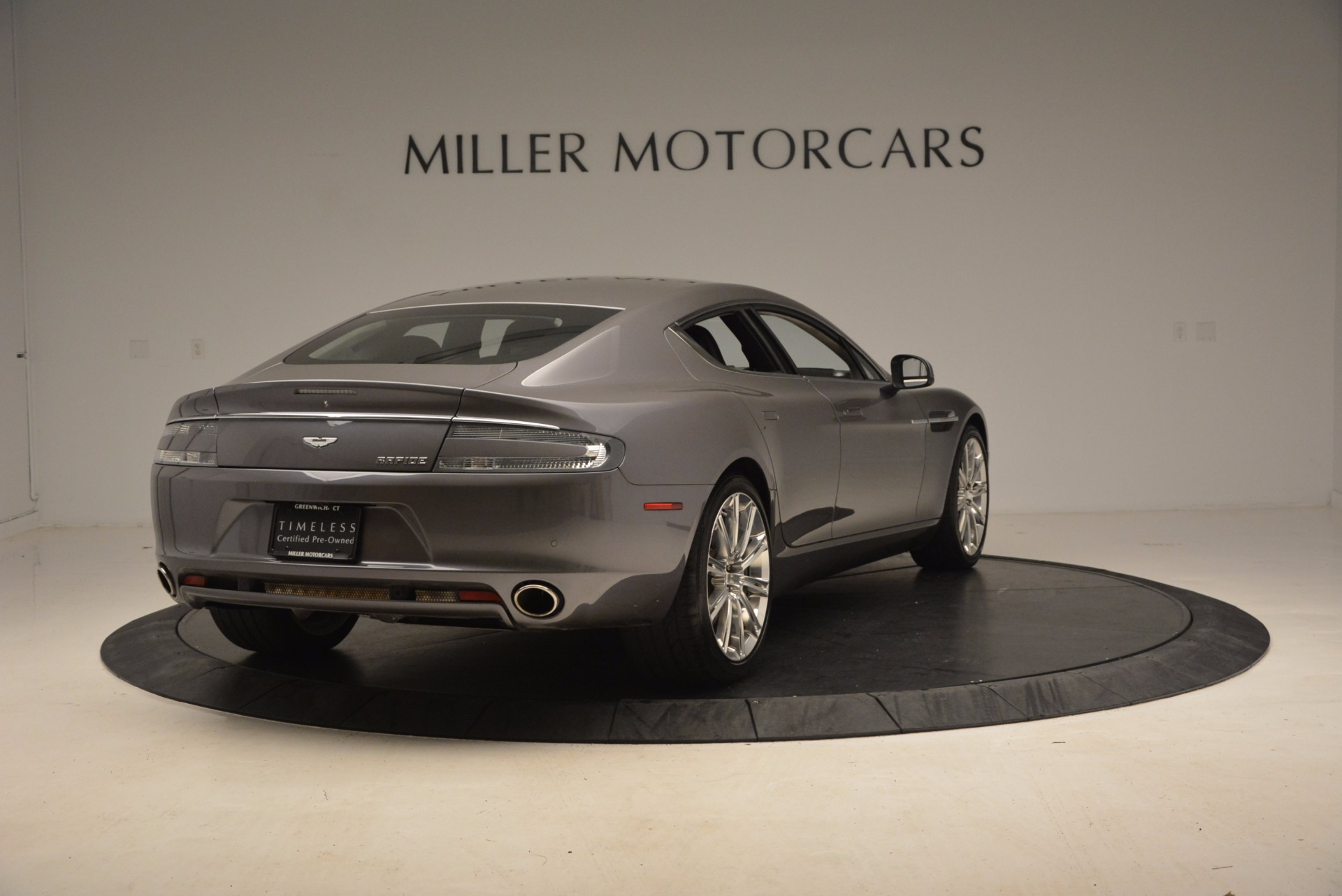Used 2012 Aston Martin Rapide  For Sale In Greenwich, CT. Alfa Romeo of Greenwich, 7141A 1511_p7
