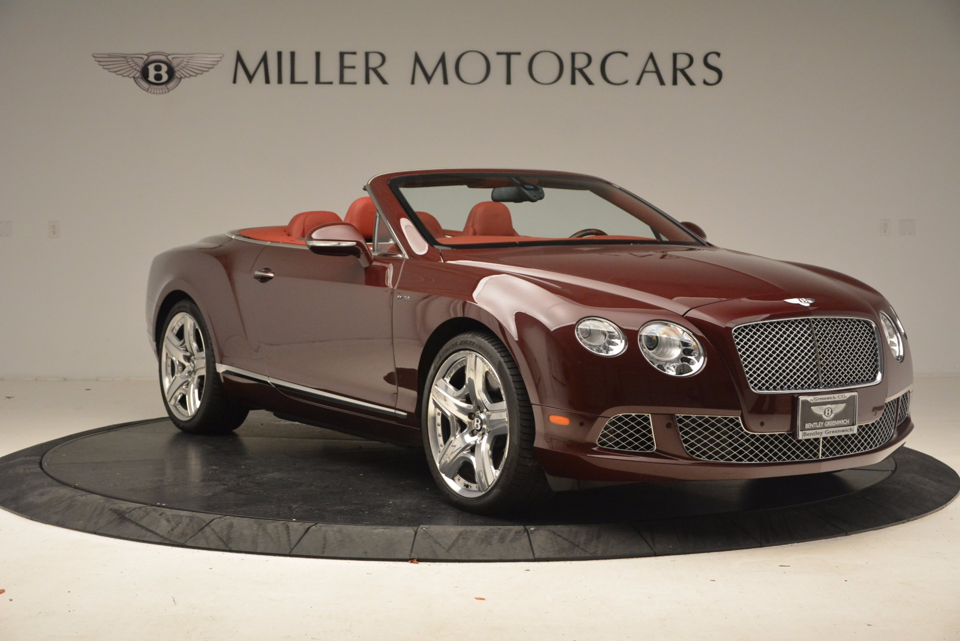 Used 2014 Bentley Continental GT W12 For Sale In Greenwich, CT. Alfa Romeo of Greenwich, 7276 1516_p11