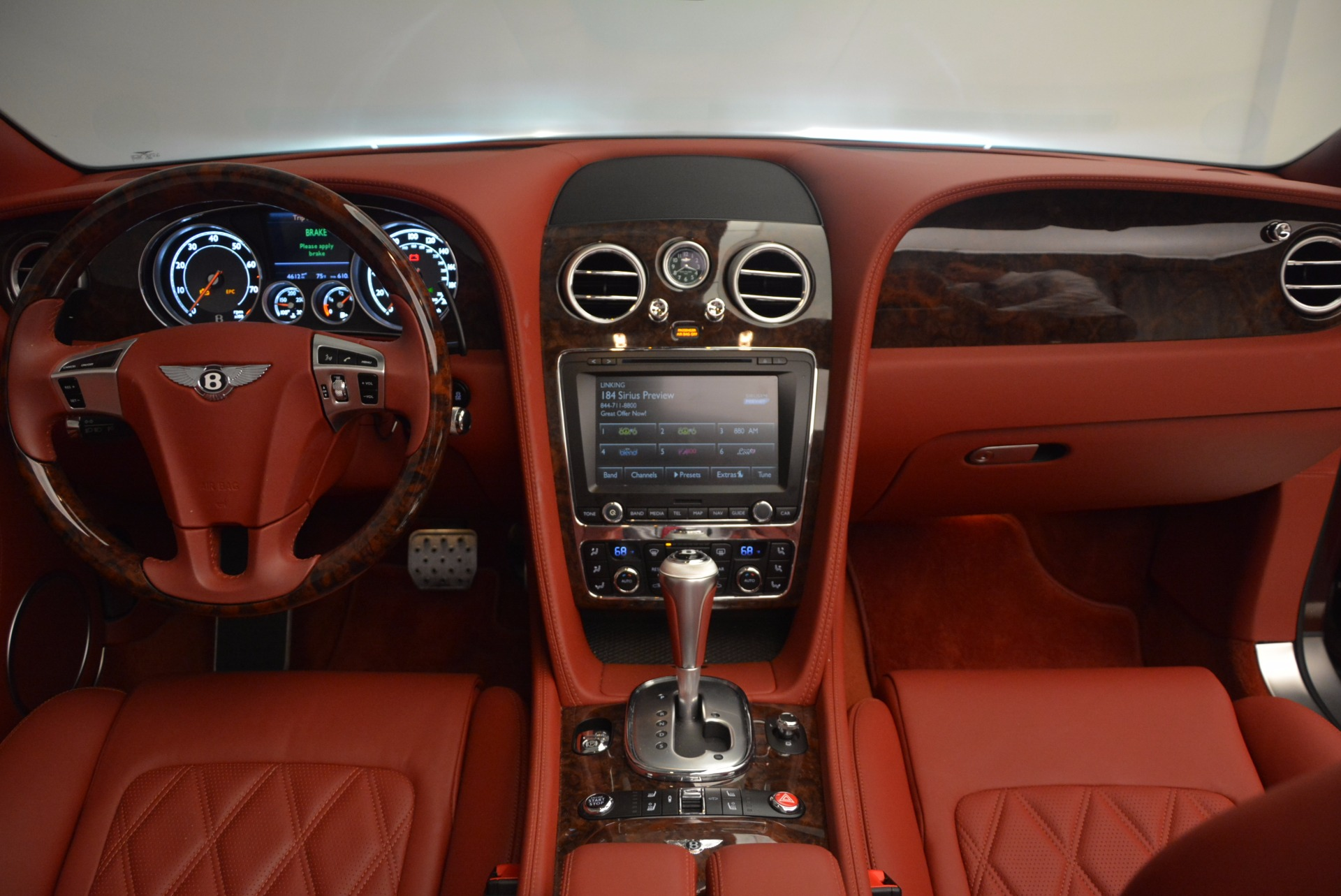 Used 2014 Bentley Continental GT W12 For Sale In Greenwich, CT. Alfa Romeo of Greenwich, 7276 1516_p44