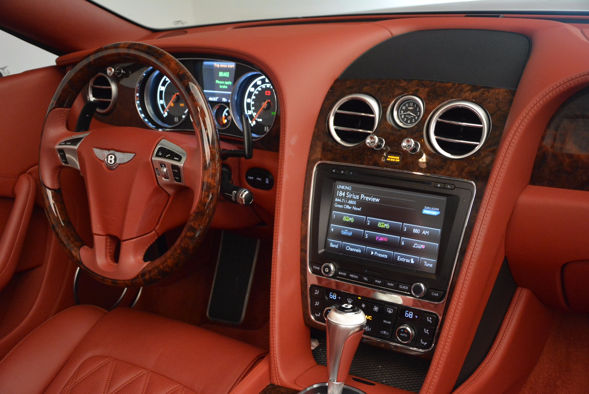 Used 2014 Bentley Continental GT W12 For Sale In Greenwich, CT. Alfa Romeo of Greenwich, 7276 1516_p50