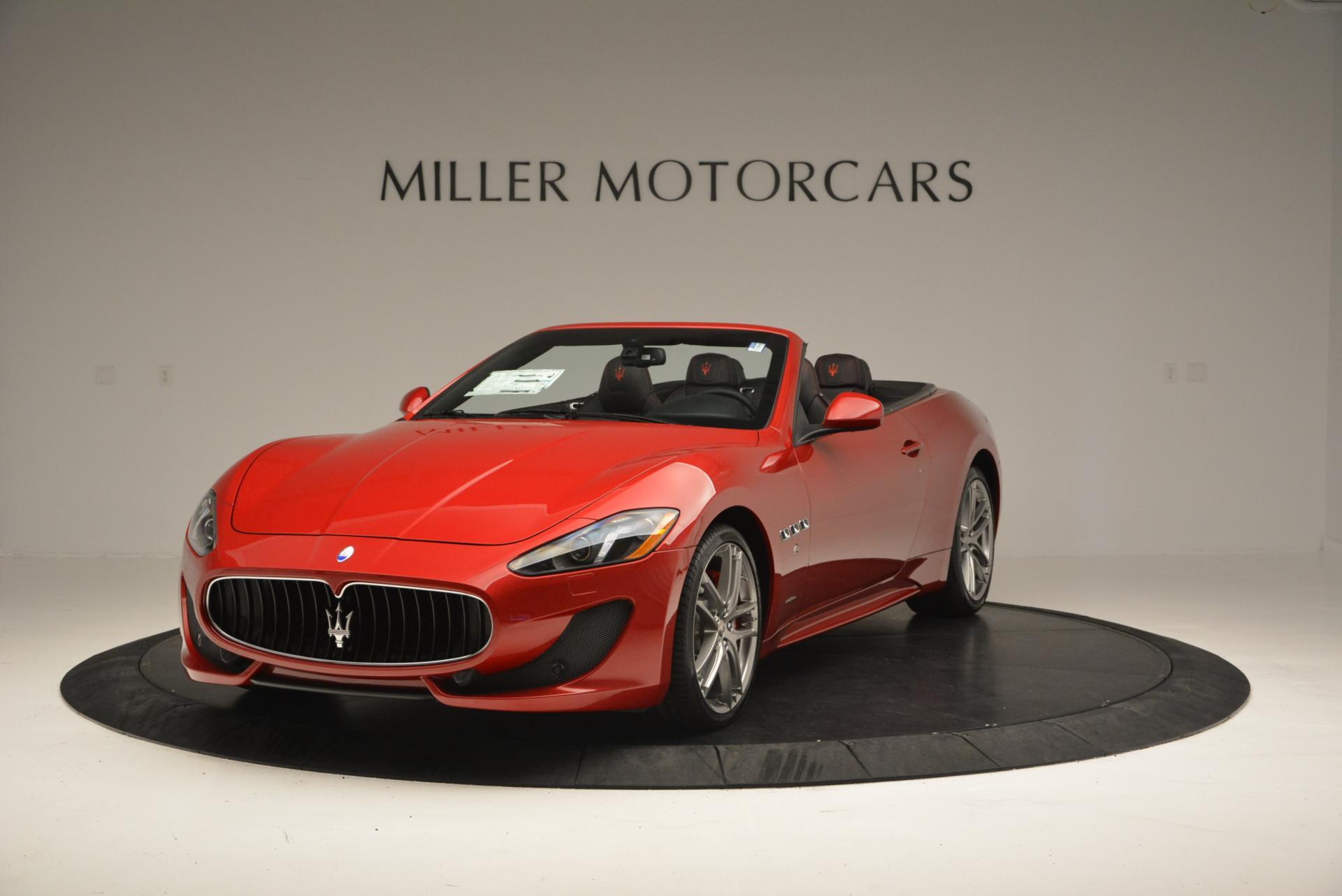 New 2017 Maserati GranTurismo Cab Sport For Sale In Greenwich, CT. Alfa Romeo of Greenwich, M1639 152_main