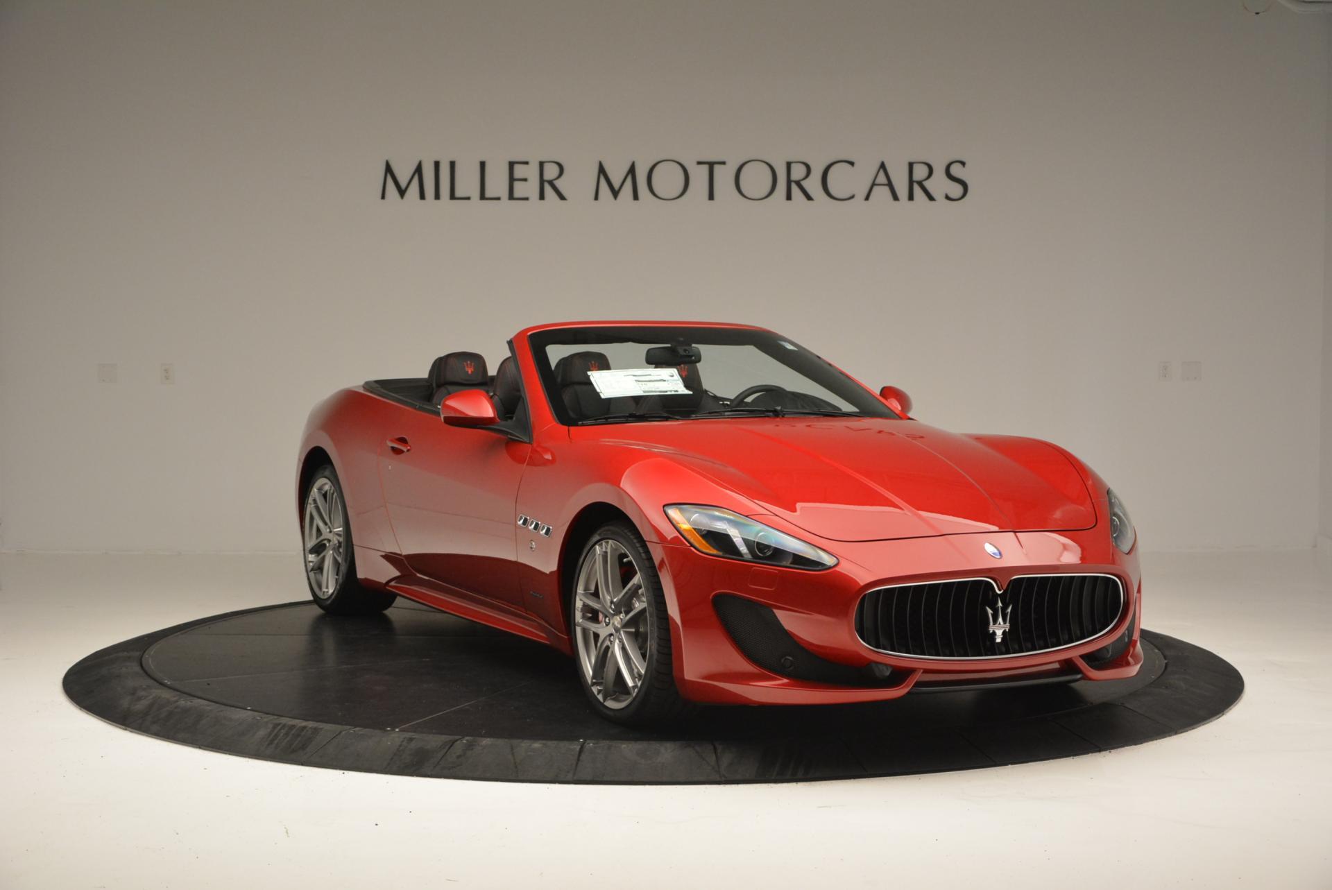 New 2017 Maserati GranTurismo Cab Sport For Sale In Greenwich, CT. Alfa Romeo of Greenwich, M1639 152_p11