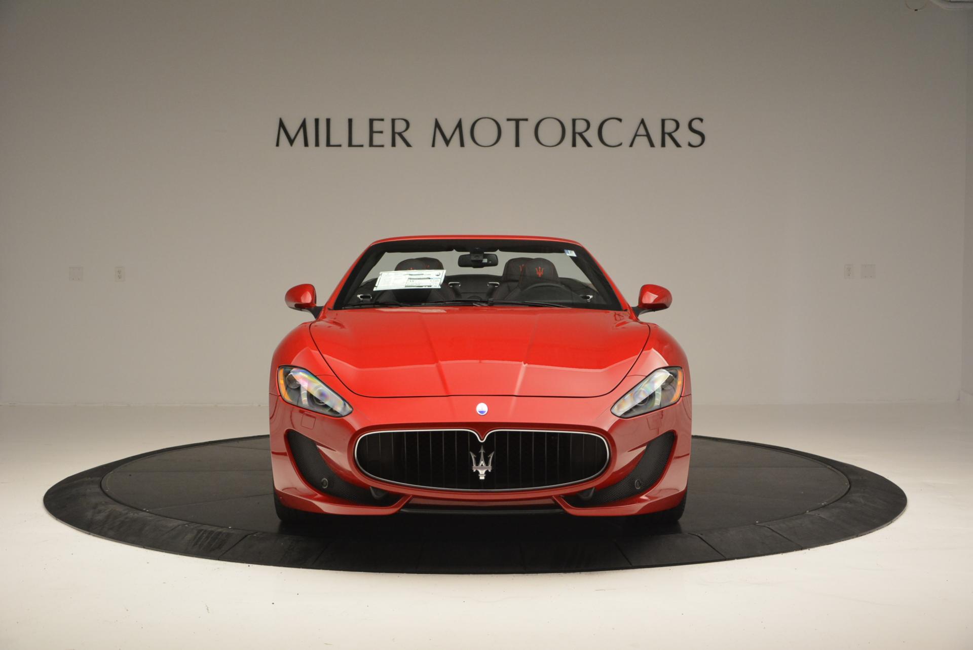 New 2017 Maserati GranTurismo Cab Sport For Sale In Greenwich, CT. Alfa Romeo of Greenwich, M1639 152_p12