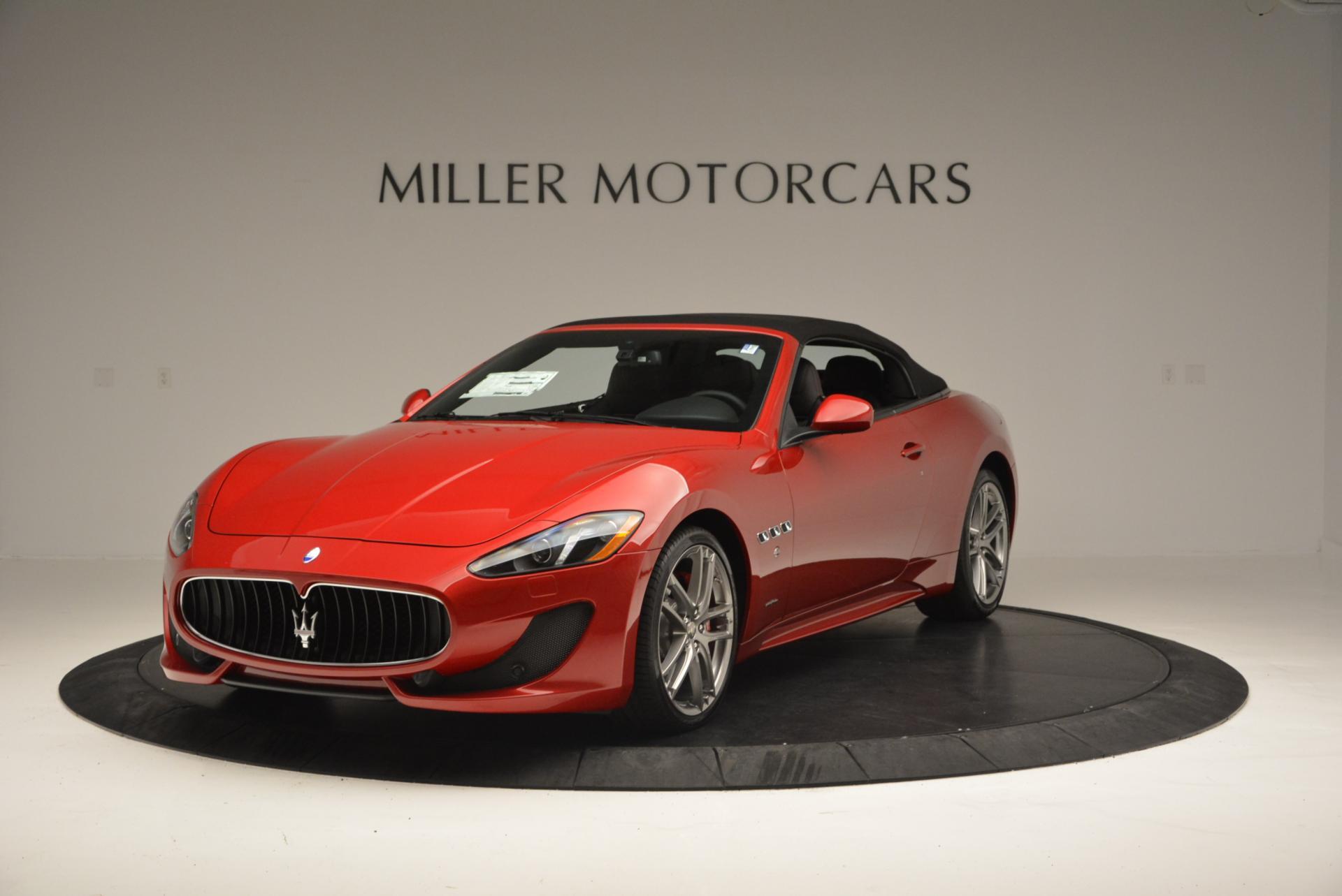 New 2017 Maserati GranTurismo Cab Sport For Sale In Greenwich, CT. Alfa Romeo of Greenwich, M1639 152_p13
