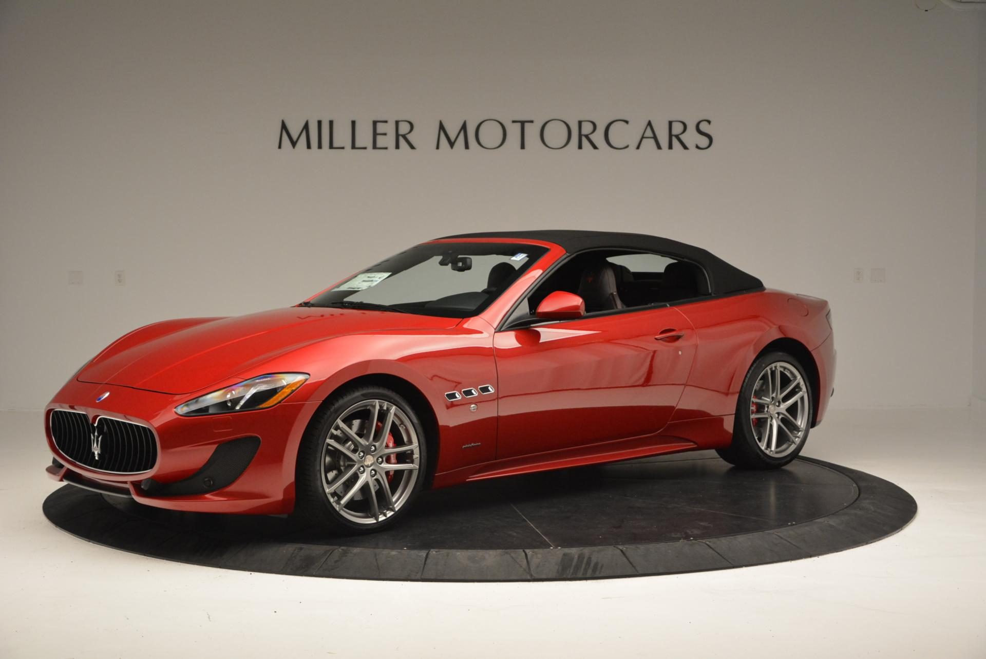 New 2017 Maserati GranTurismo Cab Sport For Sale In Greenwich, CT. Alfa Romeo of Greenwich, M1639 152_p14